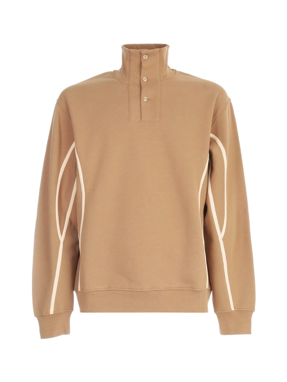 Jacquemus Moisson Sweatshirt W/button