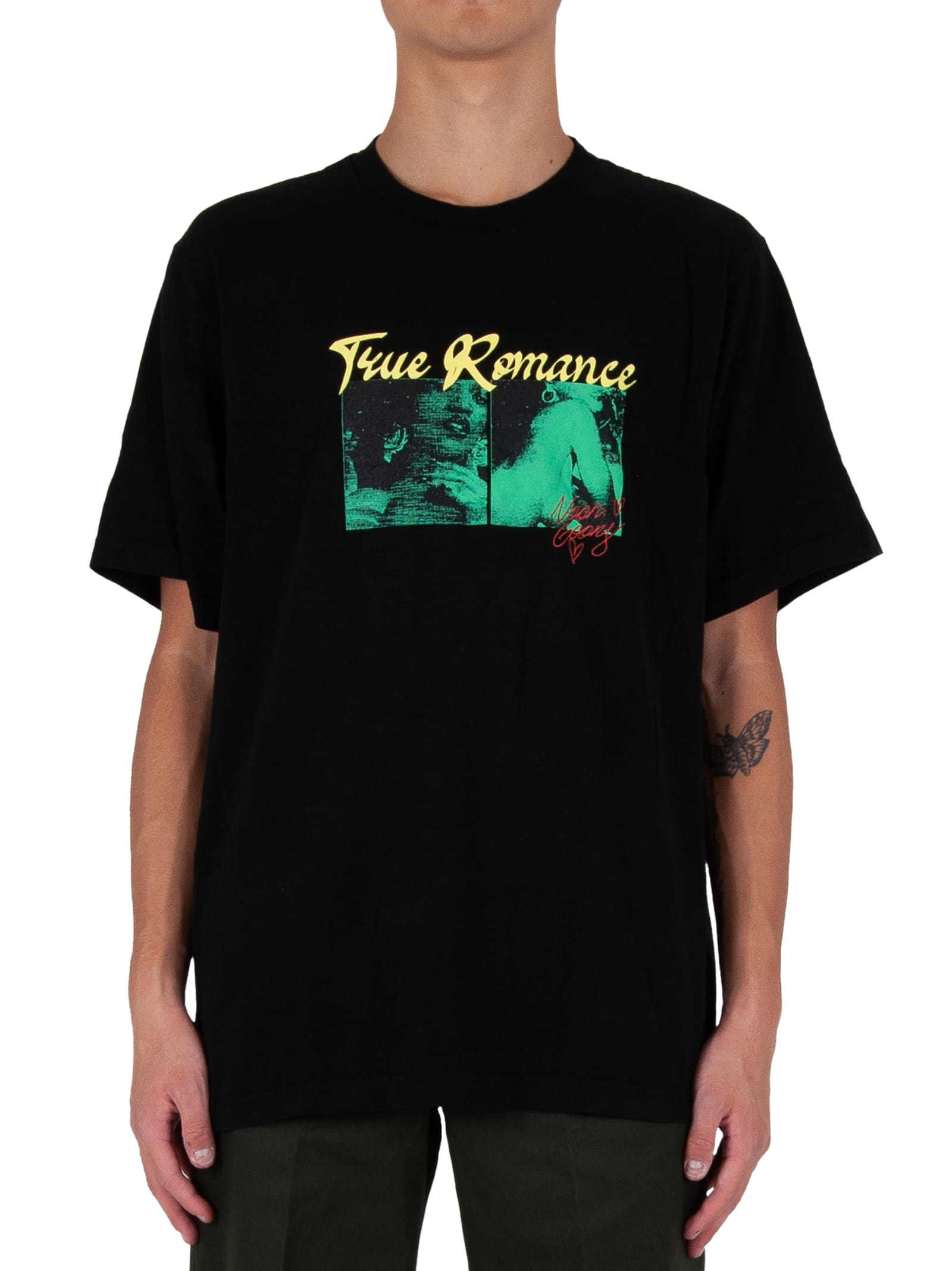 True Romance Tee - Black