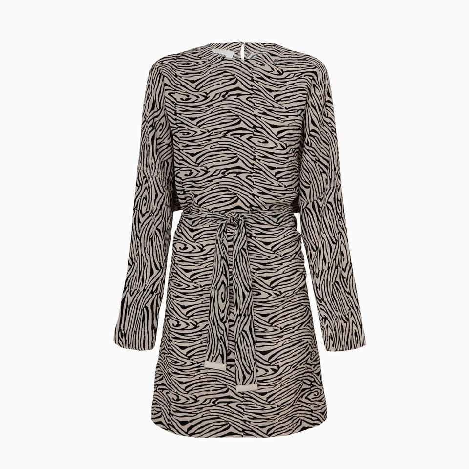 Buy Nanushka Hierro Dress online, shop Nanushka with free shipping