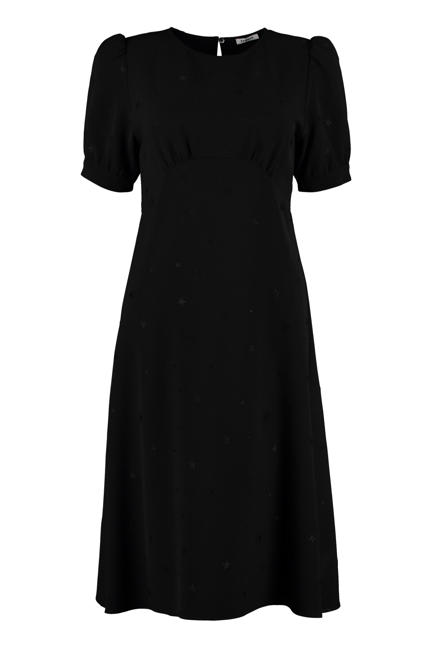 Buy Parosh Crèpe Dress online, shop Parosh with free shipping