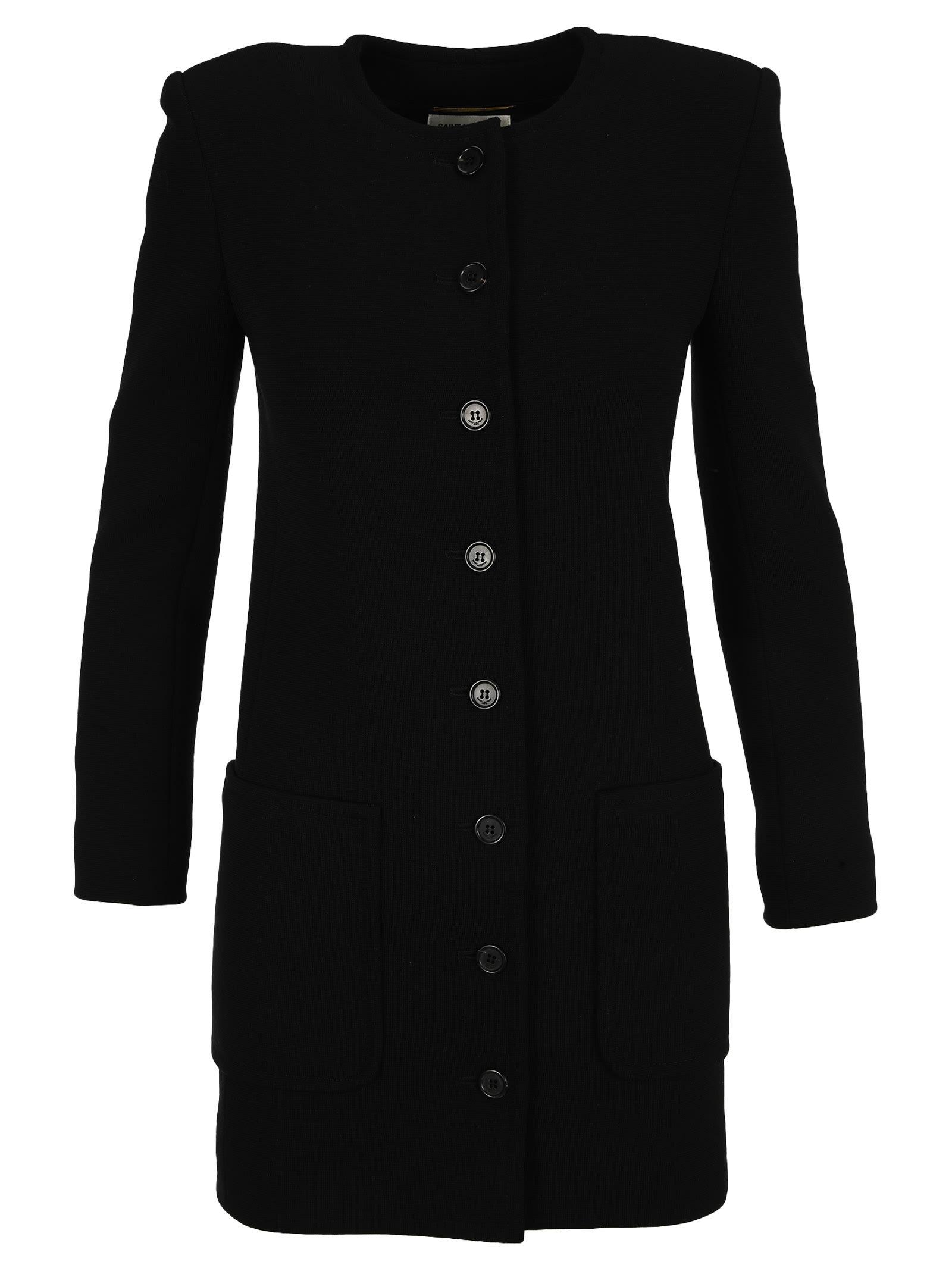 Buy Saint Laurent Dress Cardigan online, shop Saint Laurent with free shipping