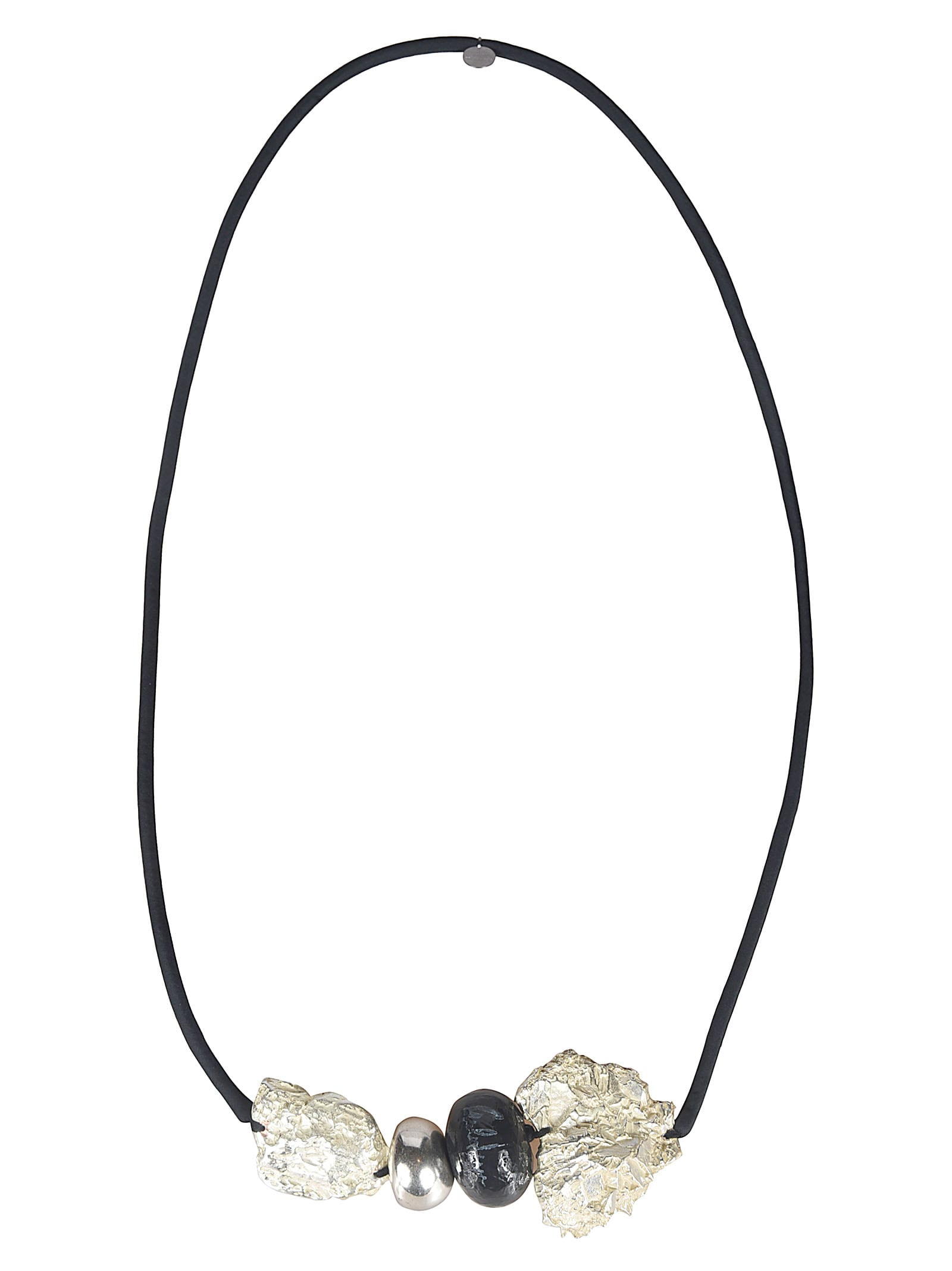 Rock Detailed Necklace