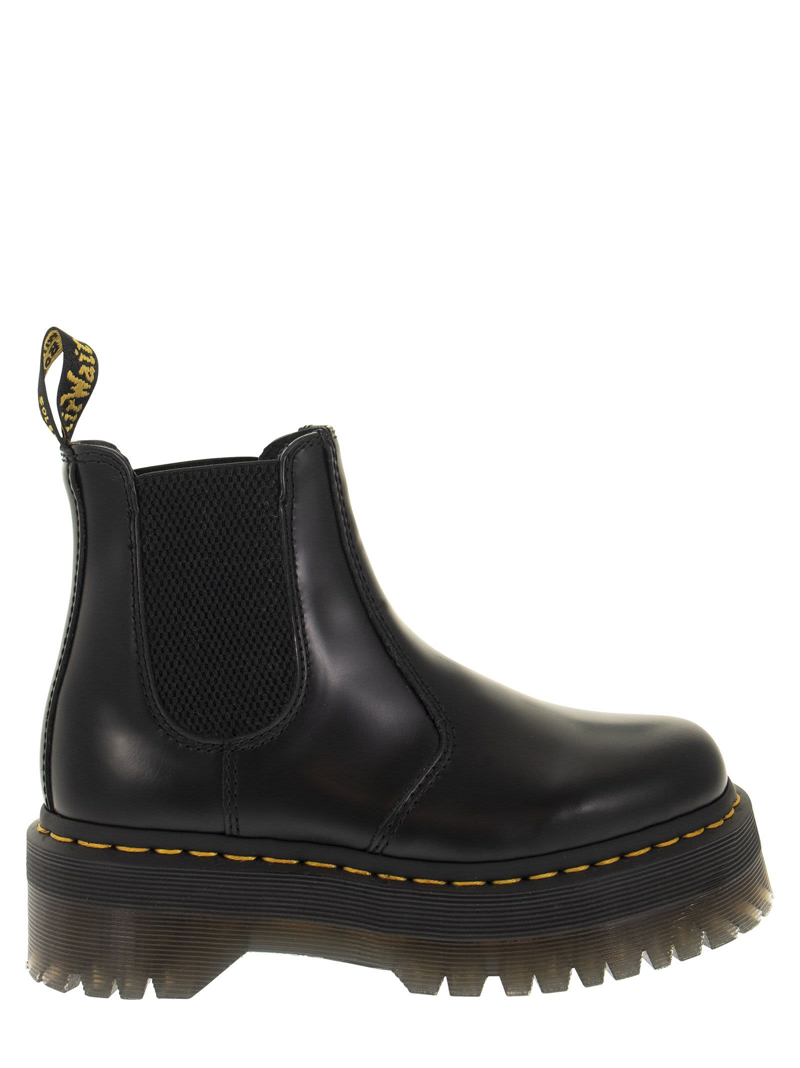 Dr. Martens Chelsea 2976 - Polished Smooth Ankle Boot
