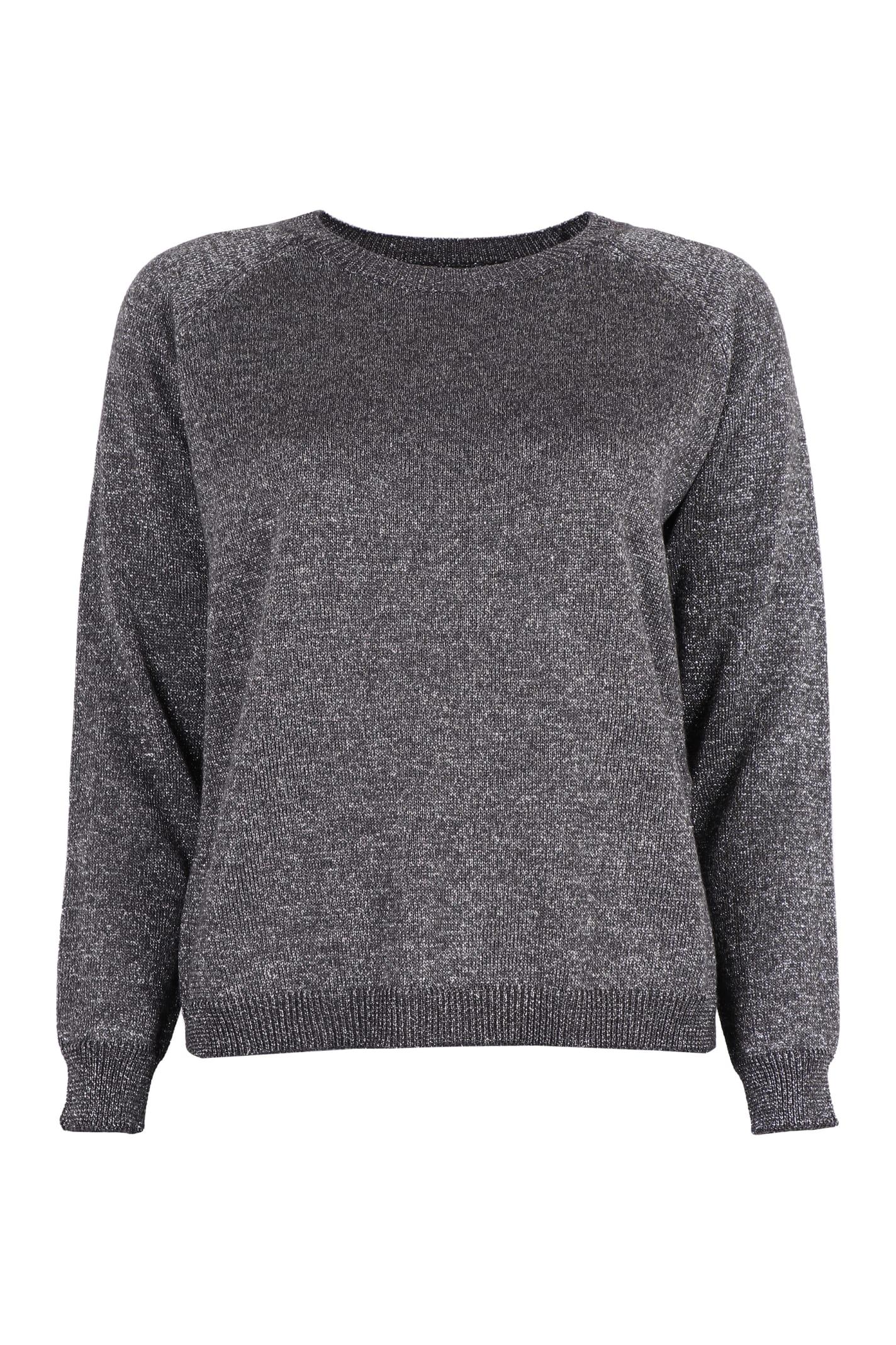 Weekend Max Mara Garonna Lurex Sweater
