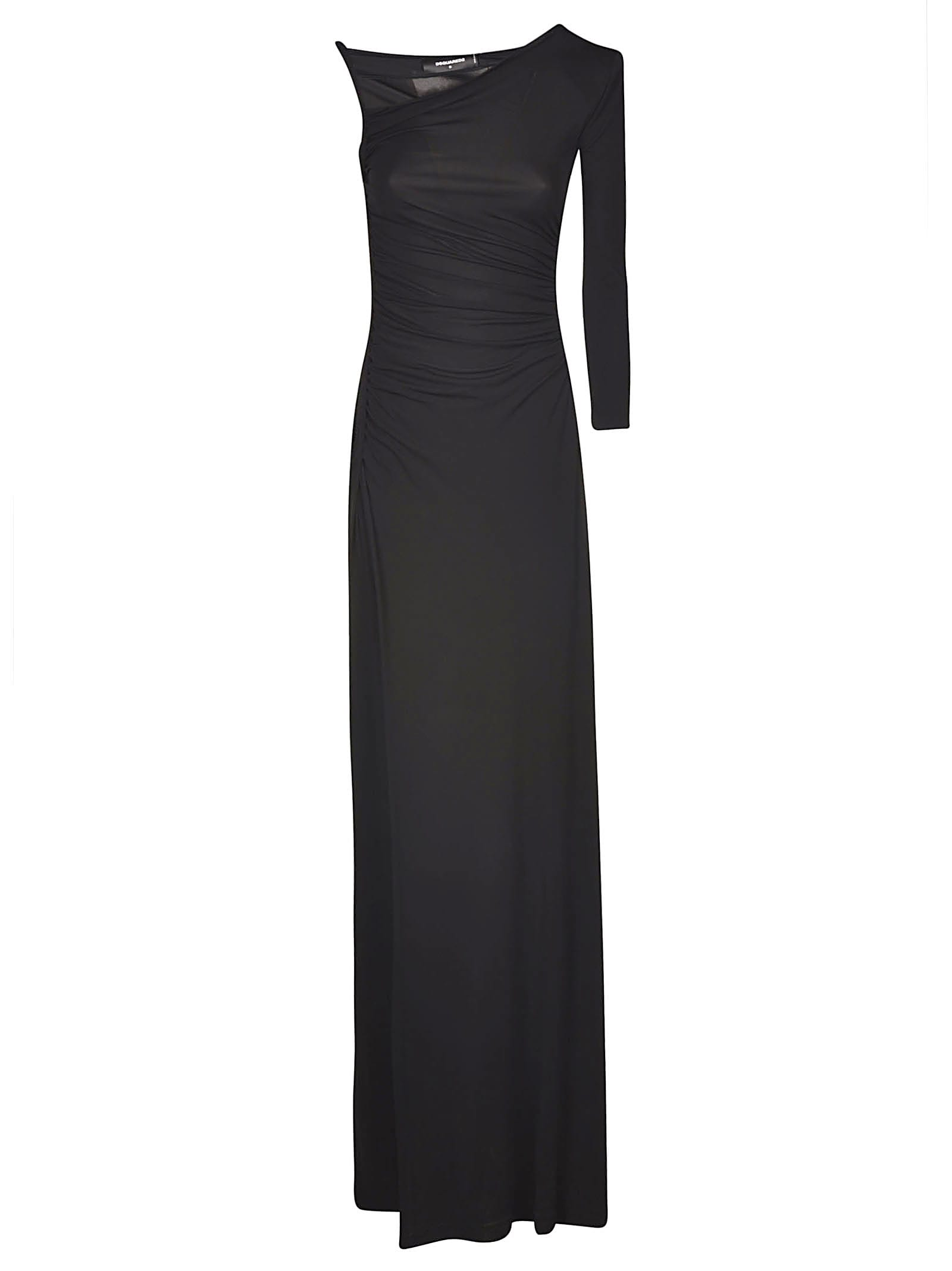 Dsquared2 Asymmetric Dress