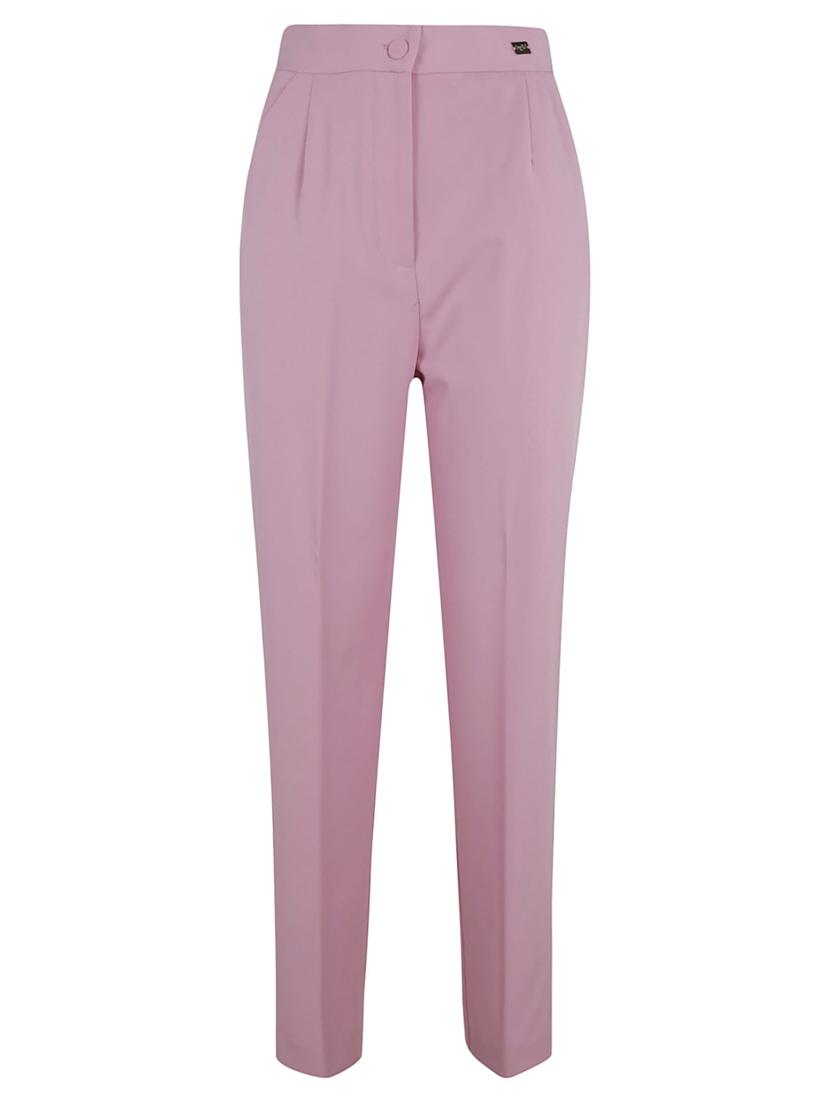 Be Blumarine Regular Trousers