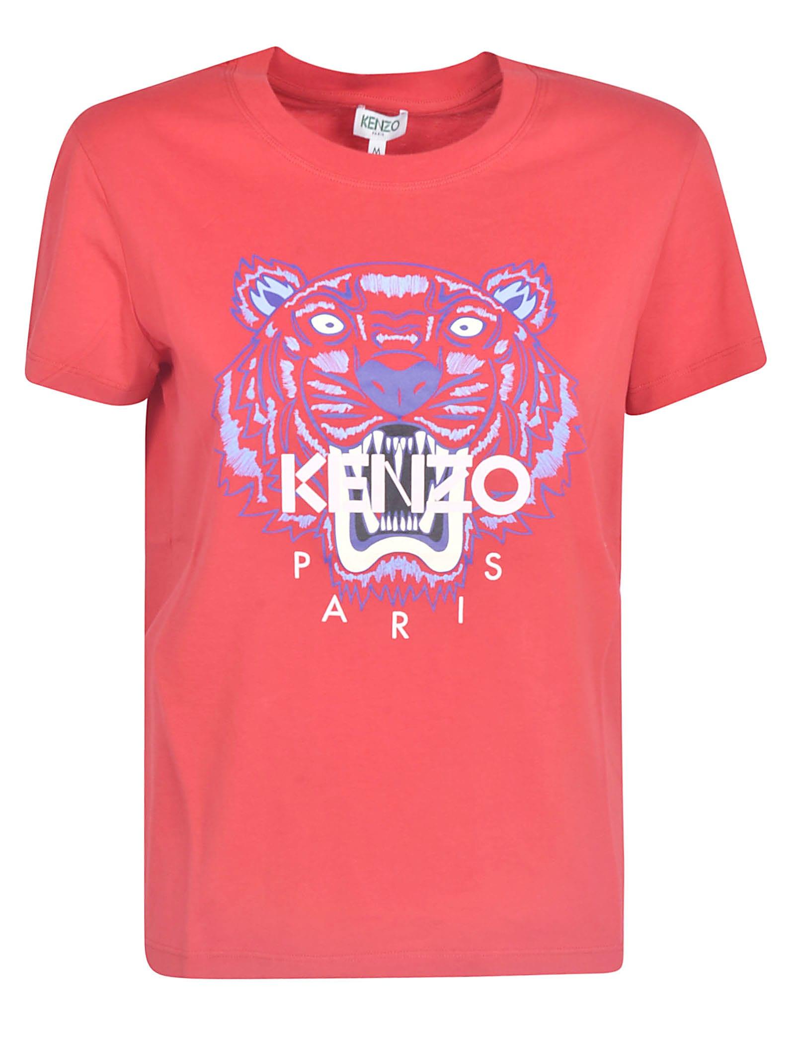 Kenzo Cottons CLASSIC TIGER T-SHIRT