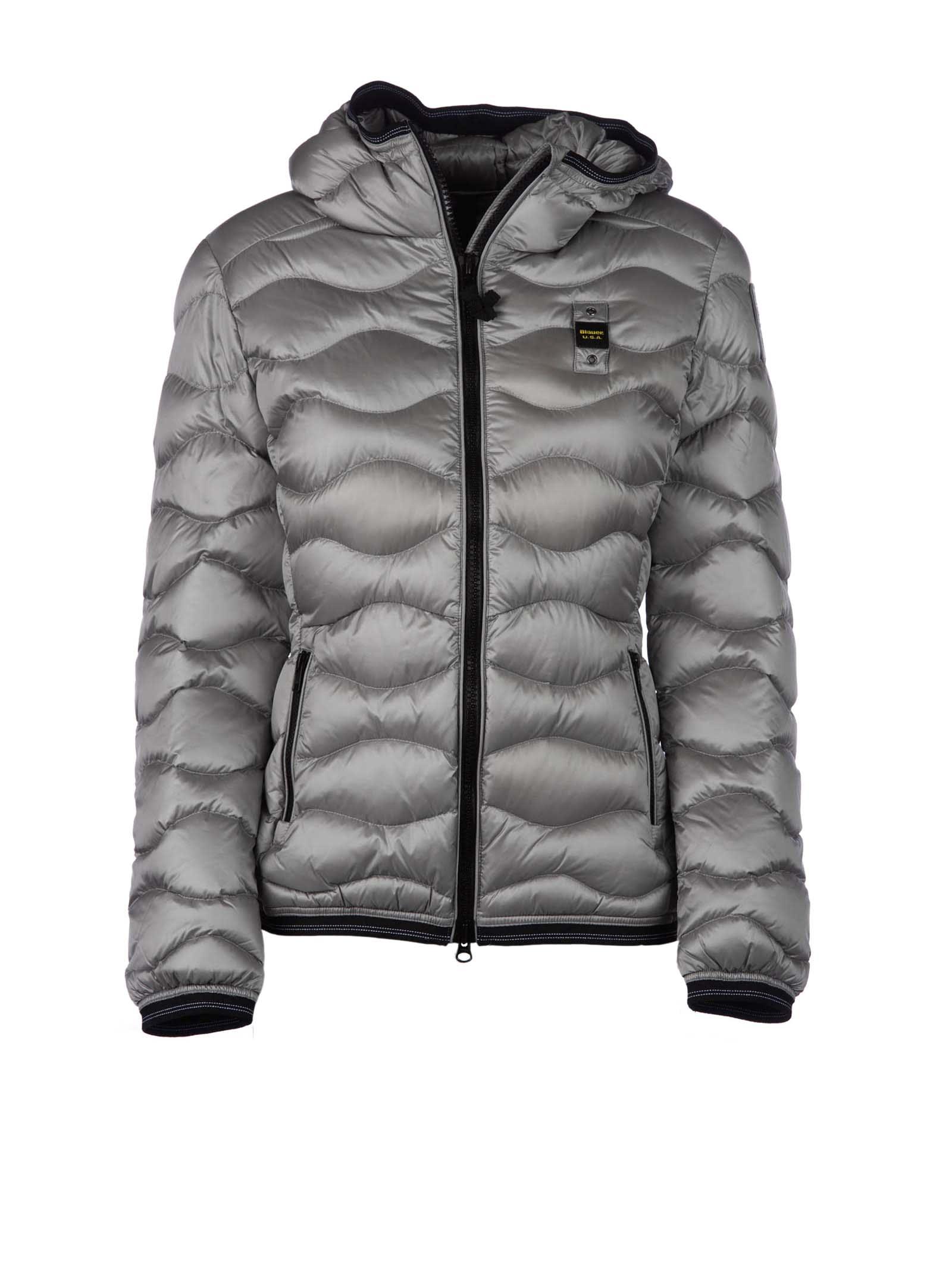 Photo of  Blauer Blauer Kennedy Wave-quilted Jacket- shop Blauer jackets online sales