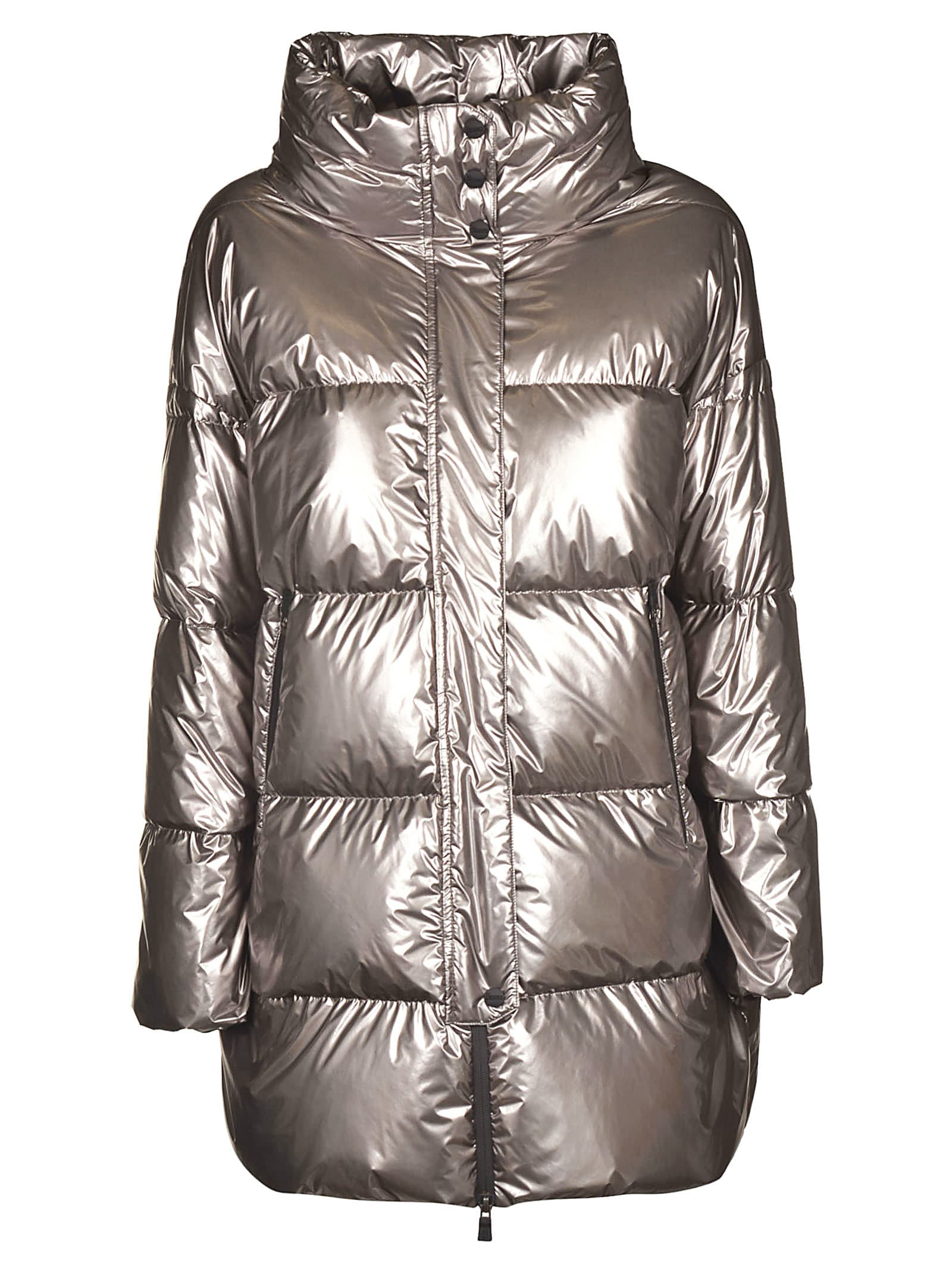 Herno Metallic Padded Jacket