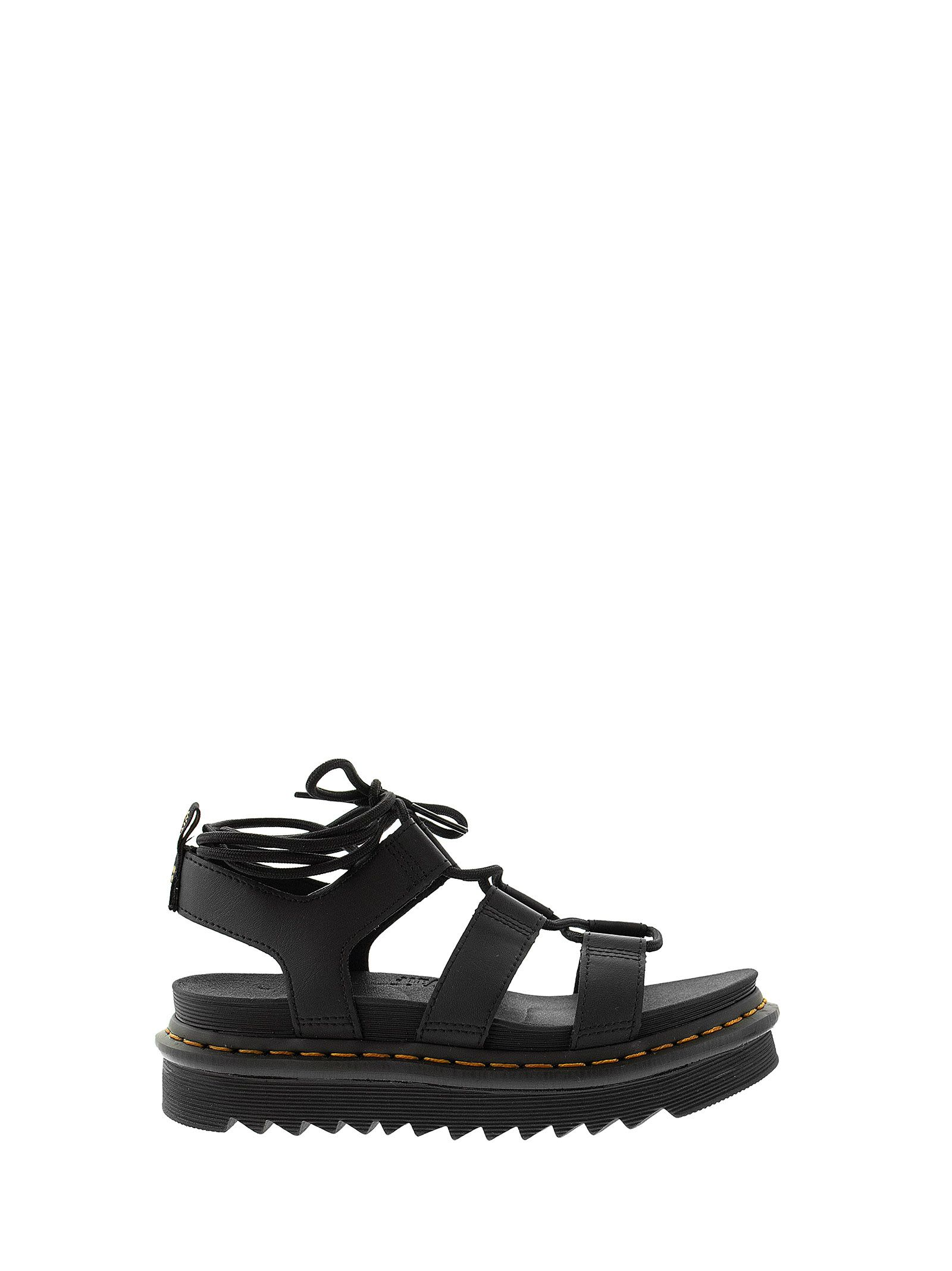 Buy Dr. Martens Nartilla Hydro - Ankle Strap Sandal online, shop Dr. Martens shoes with free shipping