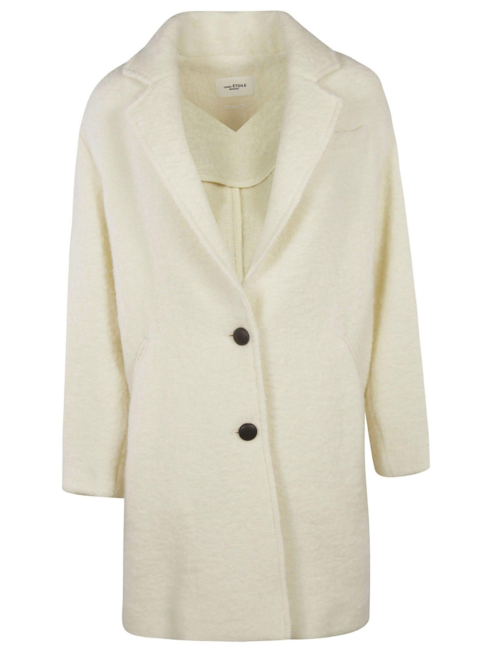 Isabel Marant Buttoned Coat