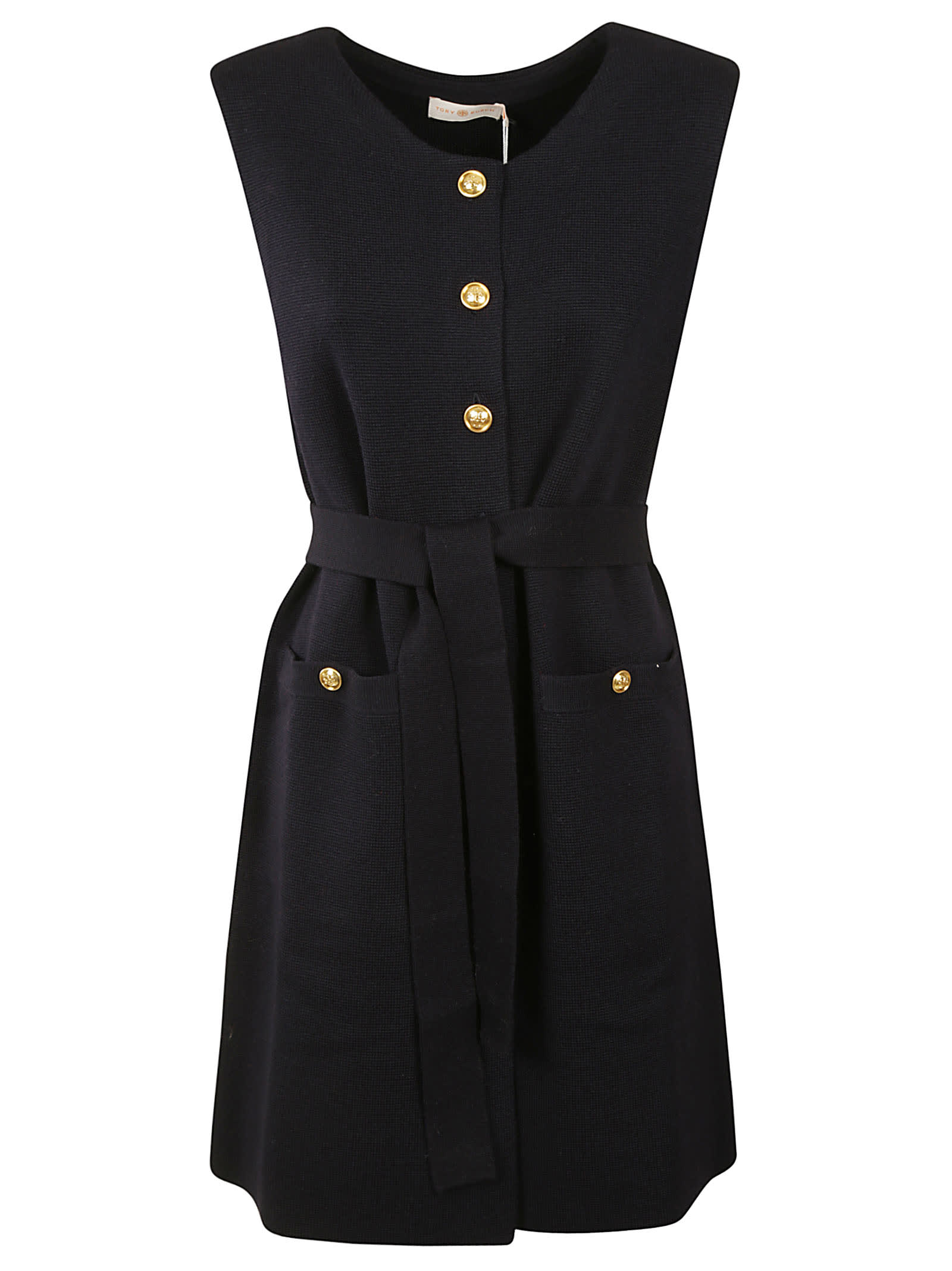 Tory Burch Tie Waist Dress