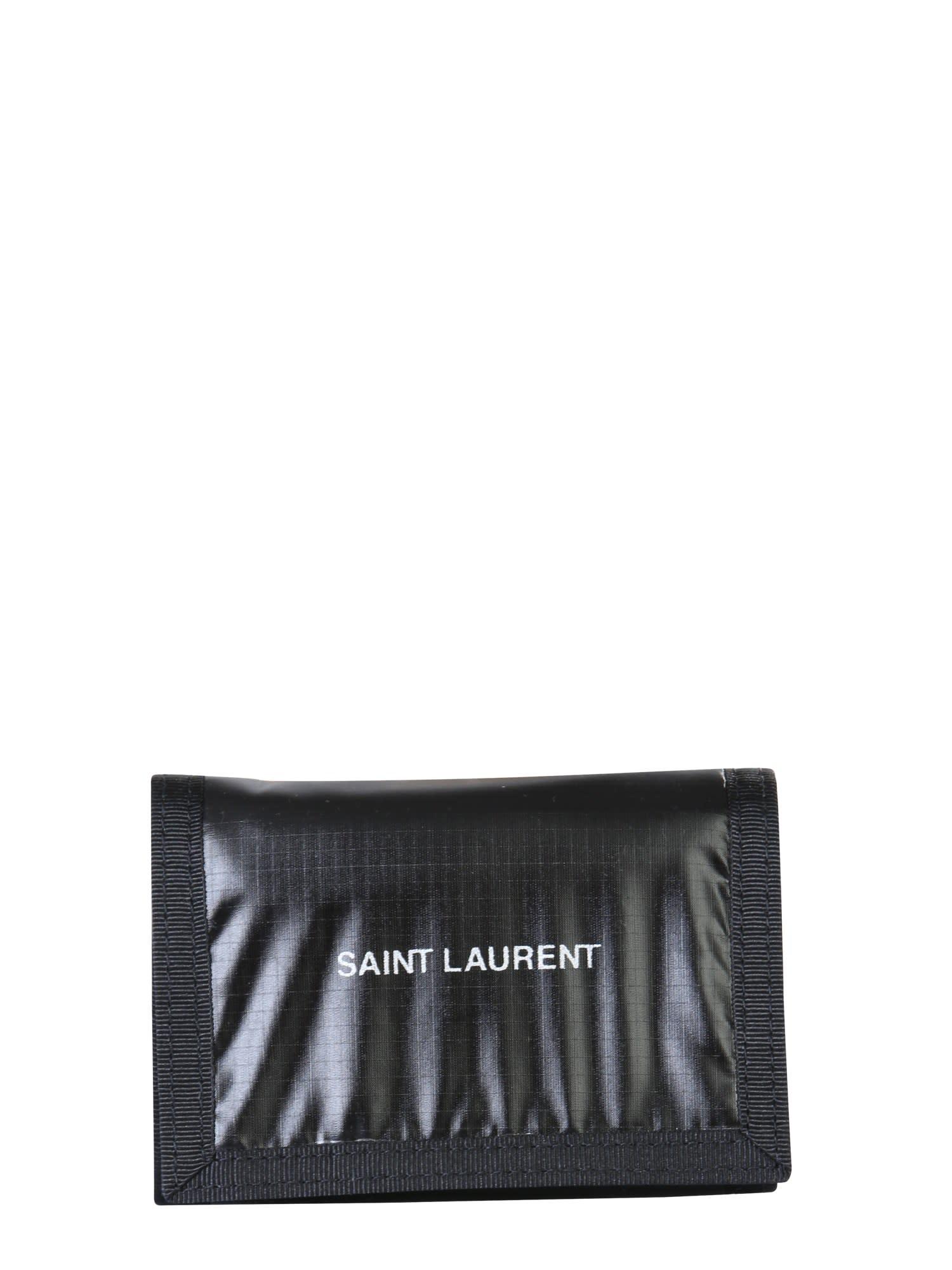 Saint Laurent Nuxx Compact Wallet