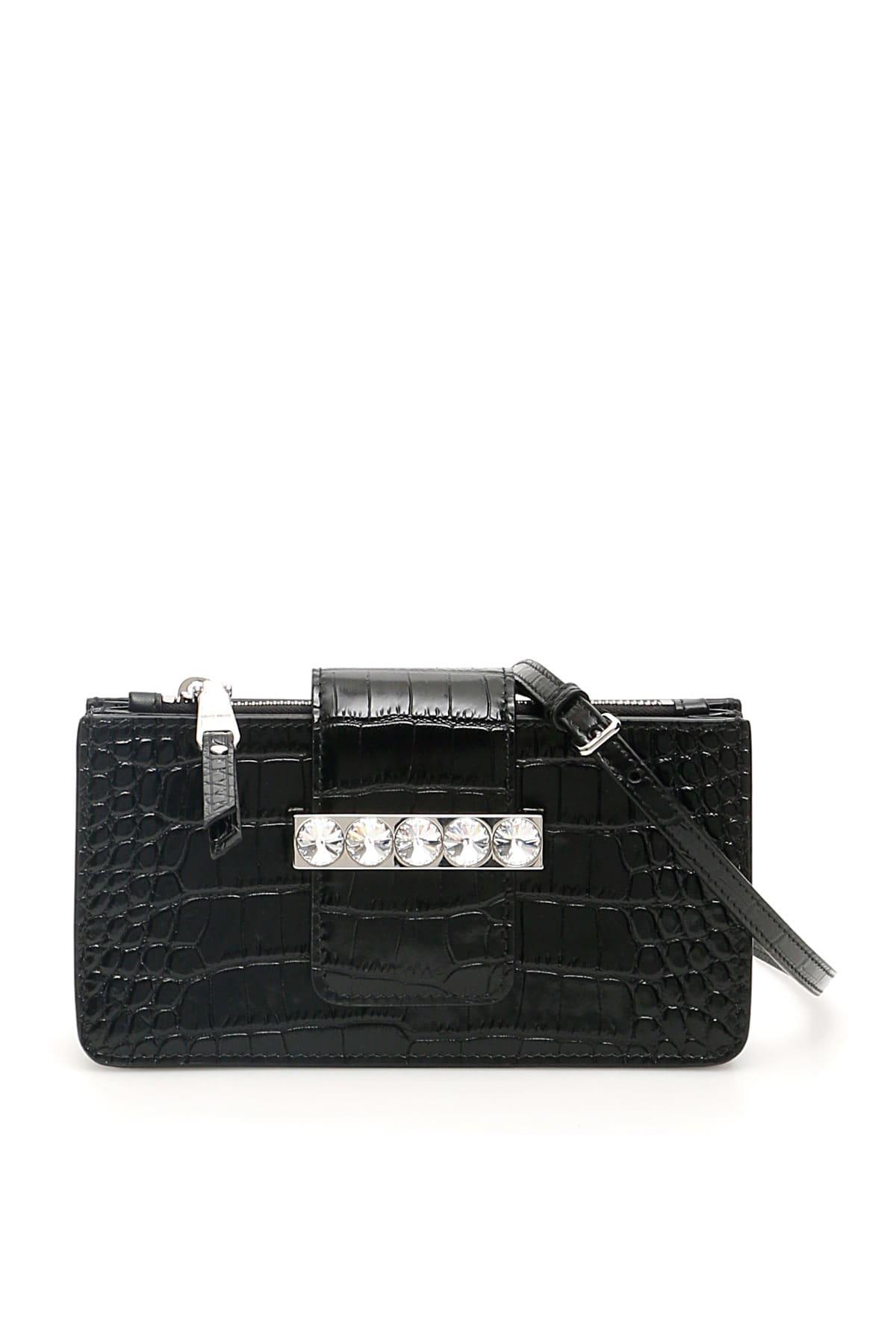Miu Miu Crystal Mini Bag