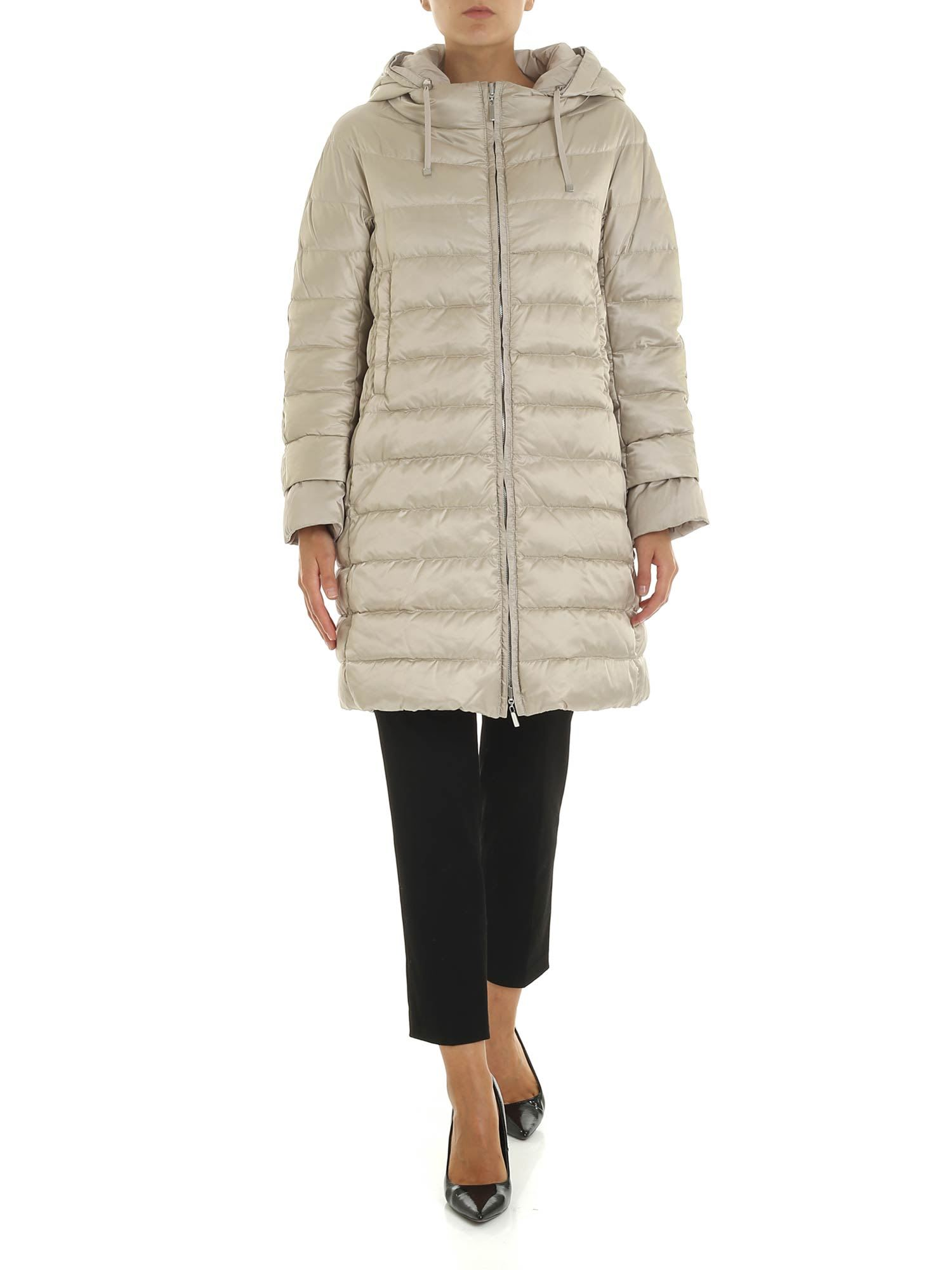 S Max Mara Here is The Cube Down Jacket