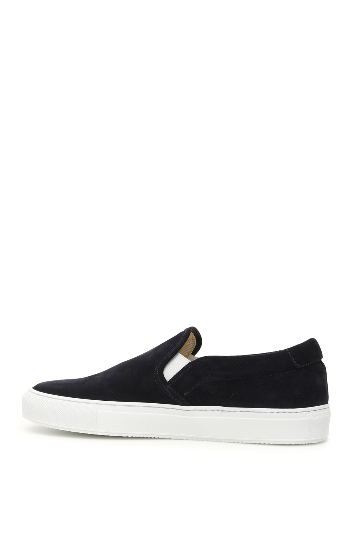 best place temperament shoes sale uk Common Projects Suede Slip-ons