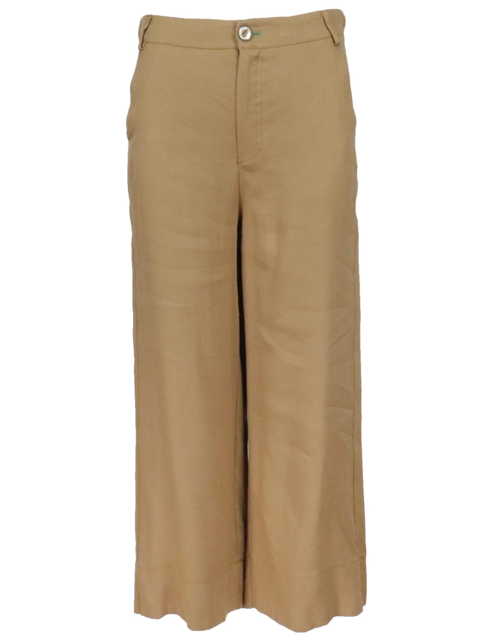Diagonal Trousers