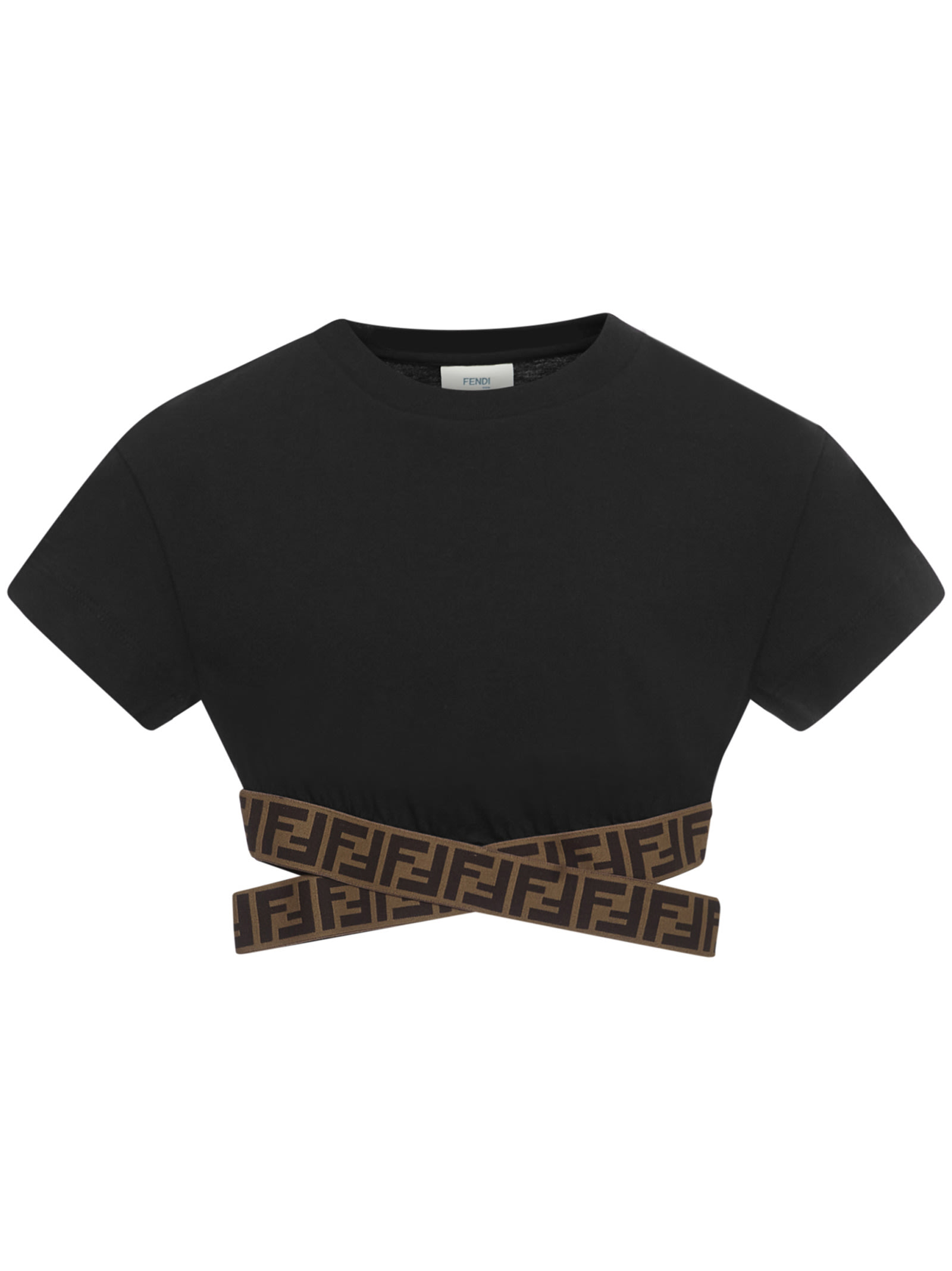 Fendi Cottons KIDS TOP