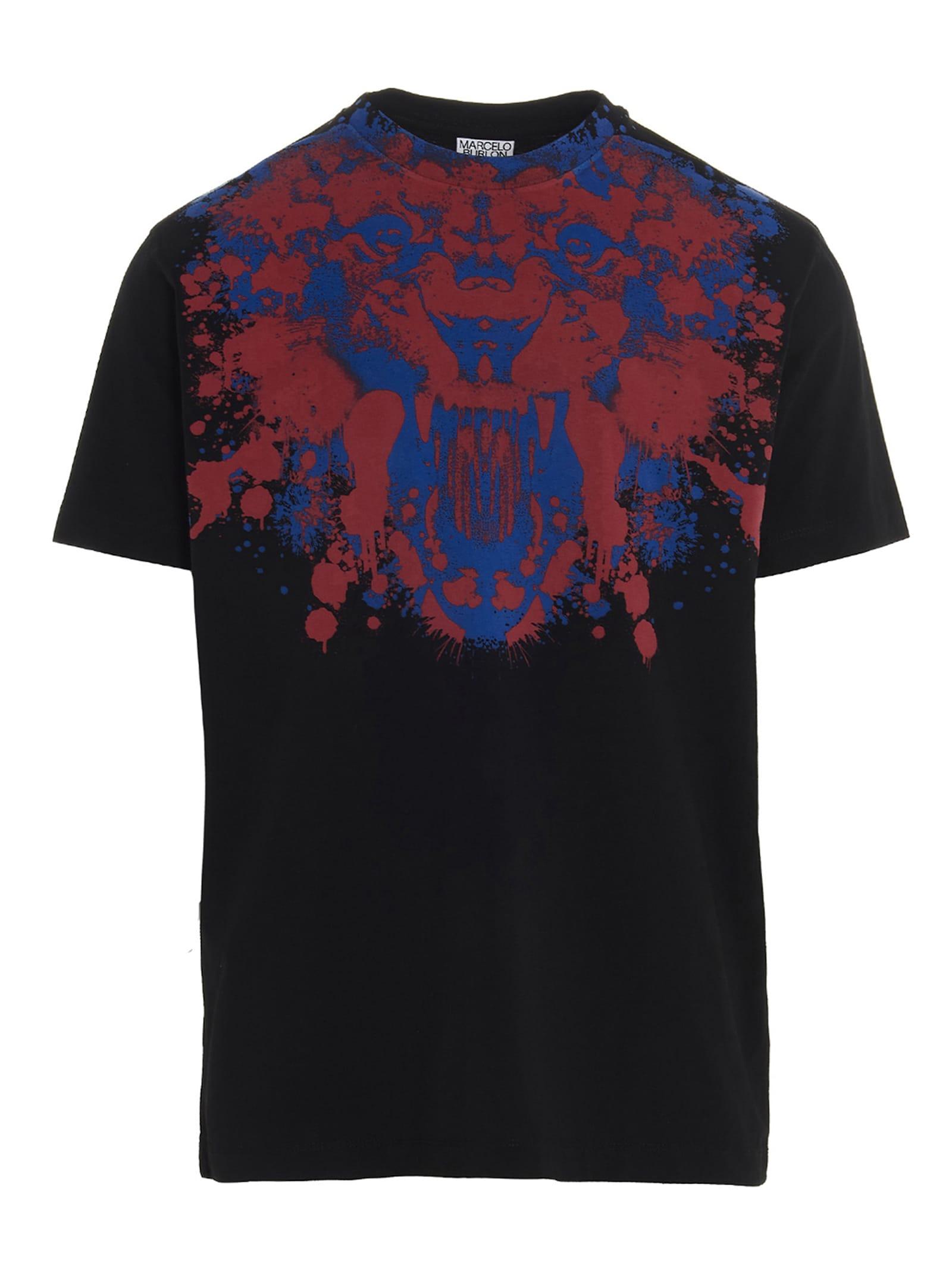 Marcelo Burlon front Tiger Basic T-shirt