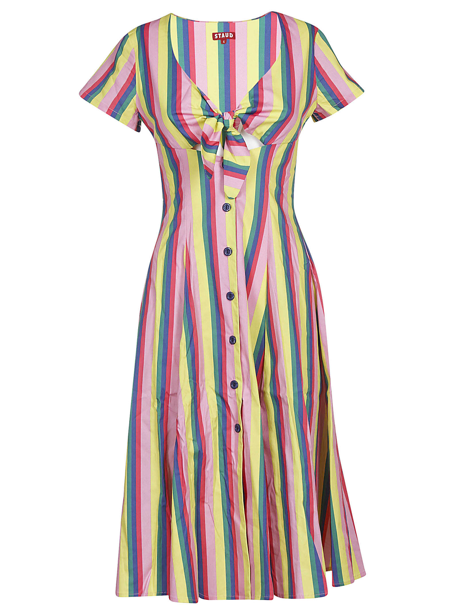 STAUD Valentina Dress