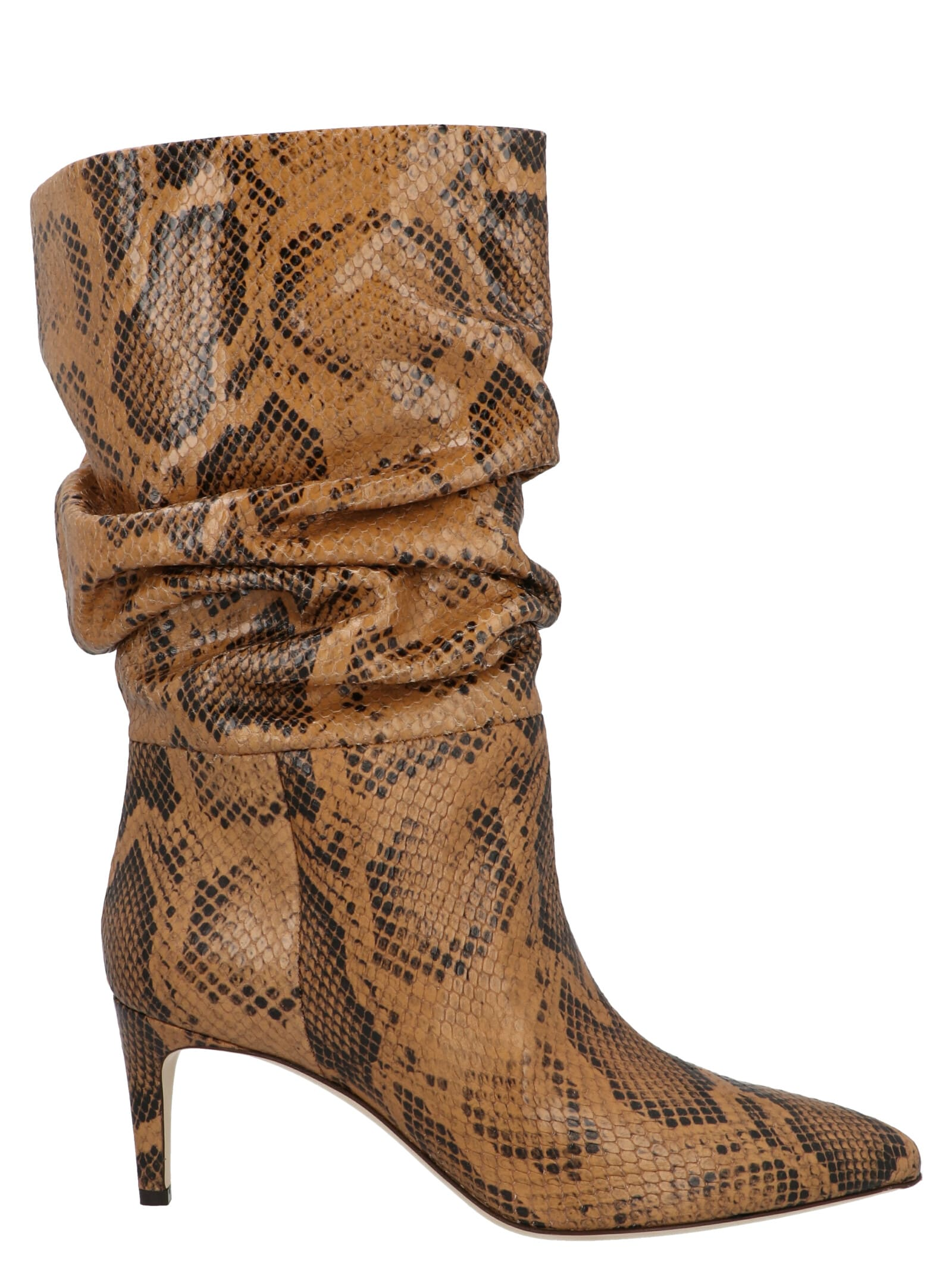 Paris Texas Slouchy Shoes In Marrone