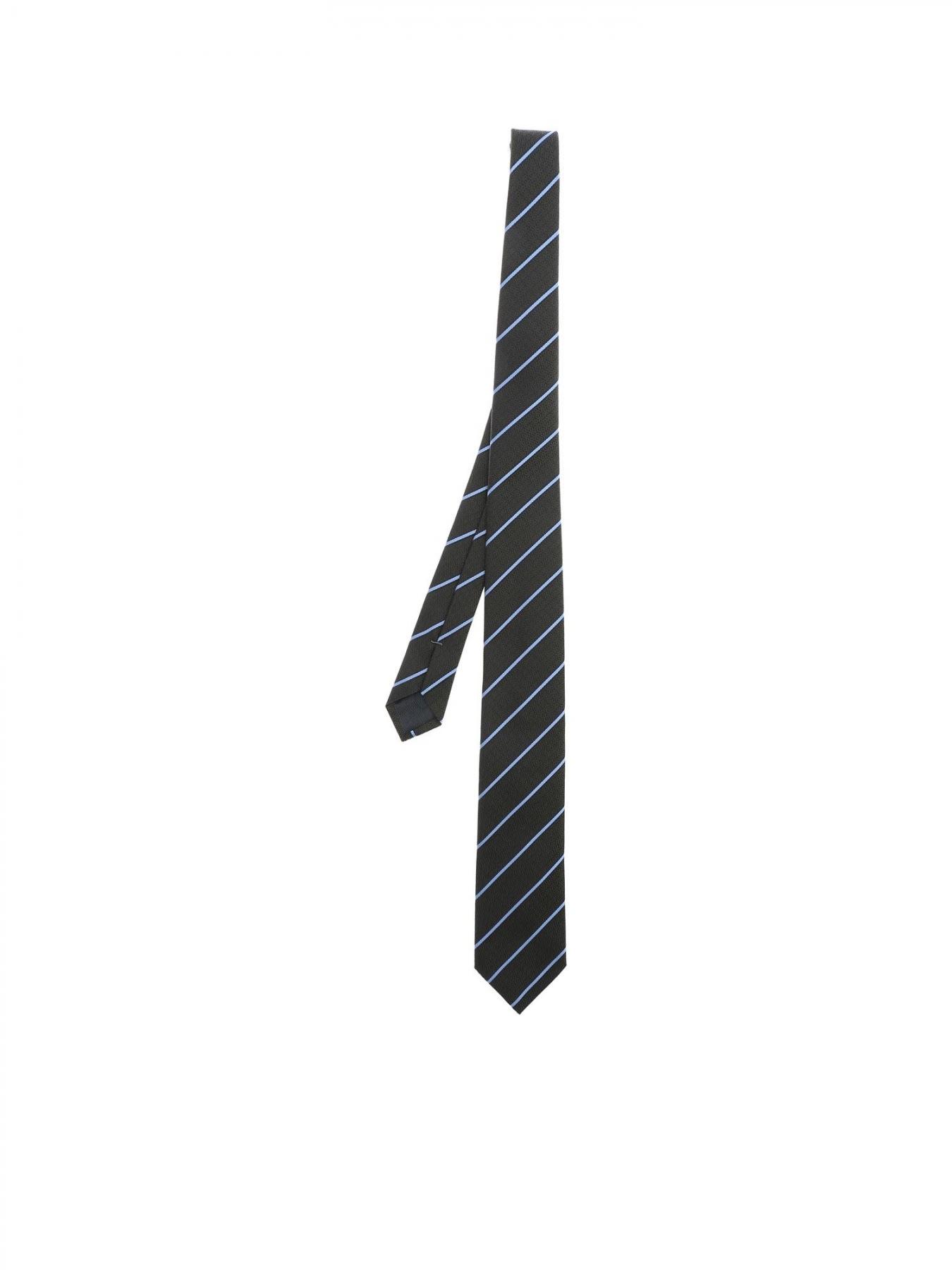adaa82d876 Ermenegildo Zegna Tie Silk