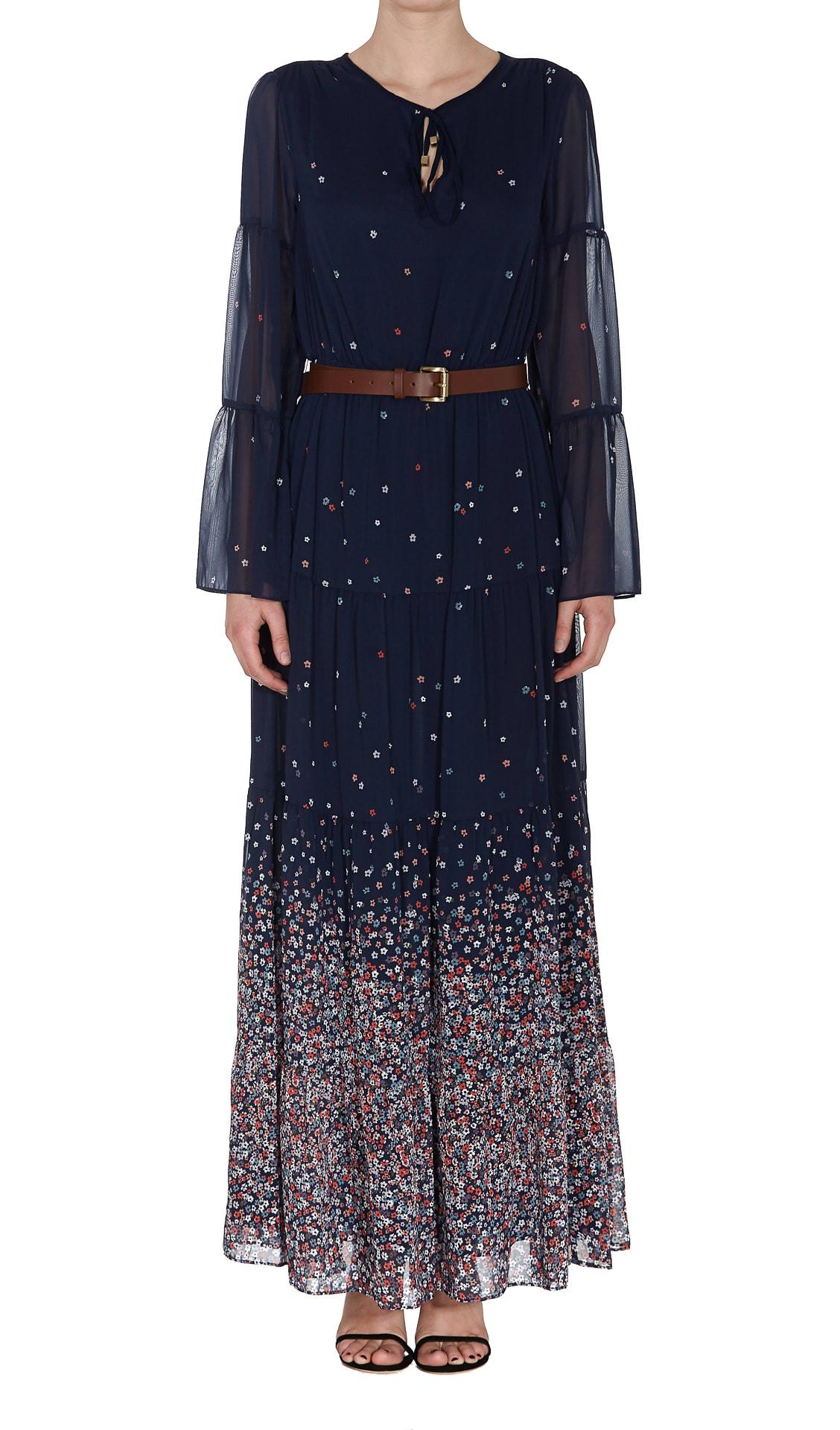 Buy Michael Michael Kors Tier Dress online, shop MICHAEL Michael Kors with free shipping