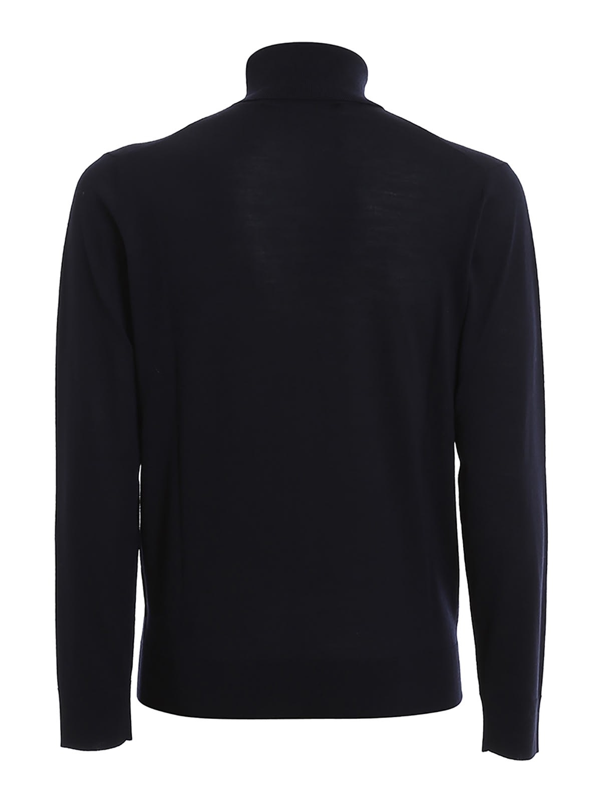 Fashion Style Dsquared2 Turtle Neck Wool Sweater - Top Quality