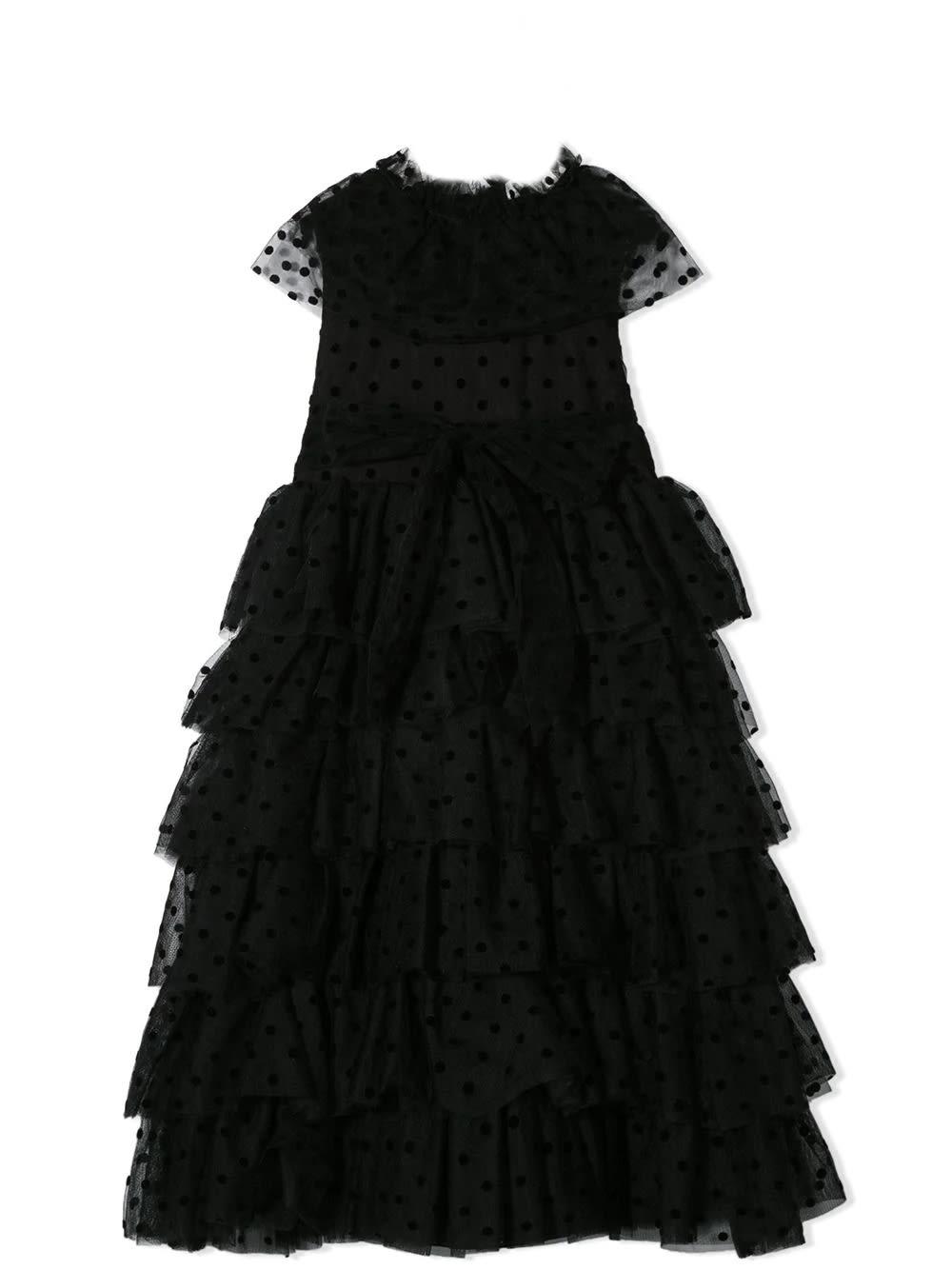 Buy Sonia by Sonia Rykiel Polka Dot Tulle Dress online, shop Sonia by Sonia Rykiel with free shipping