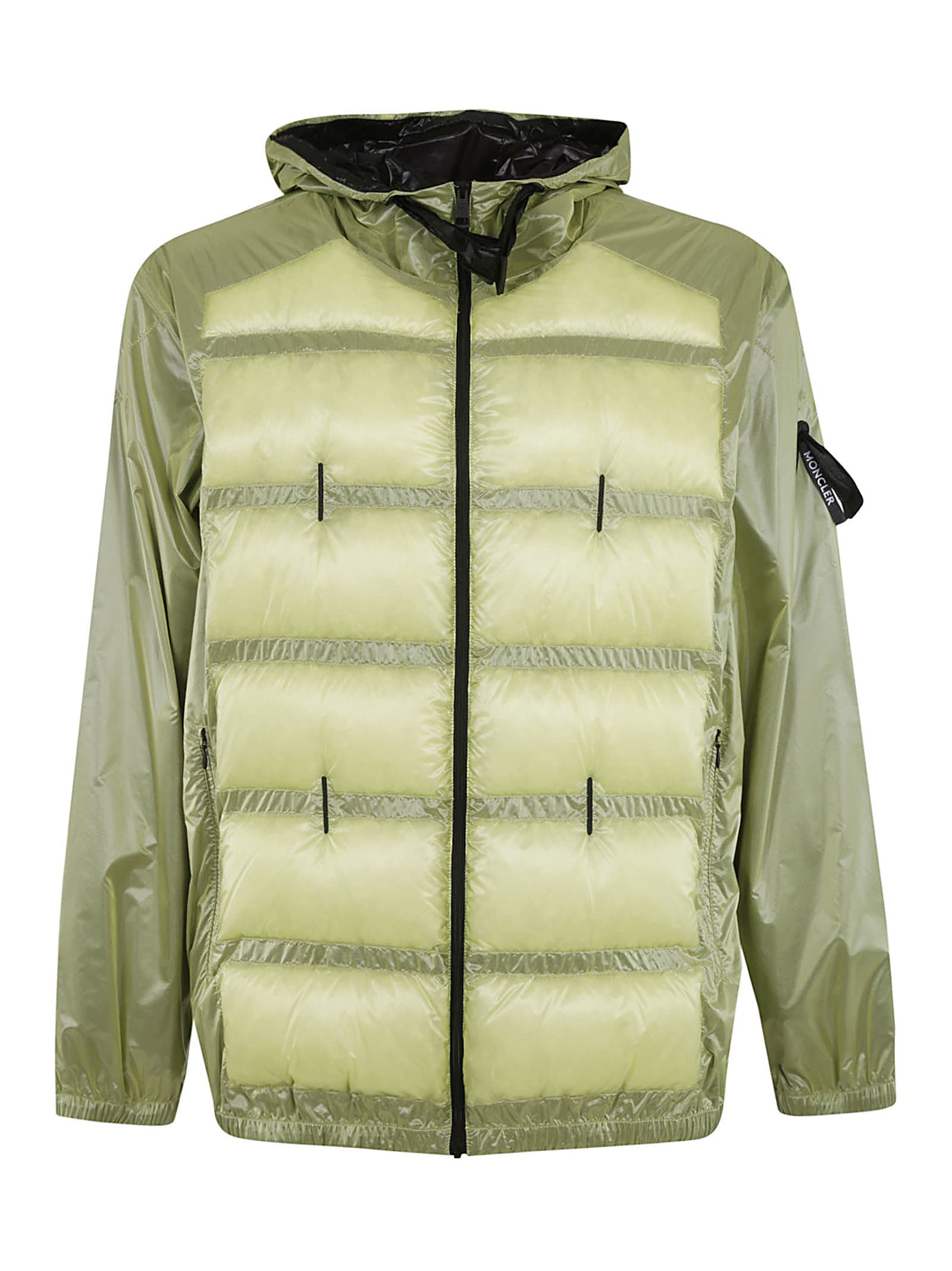 Moncler Genius Downs HILES PADDED RAINCOAT