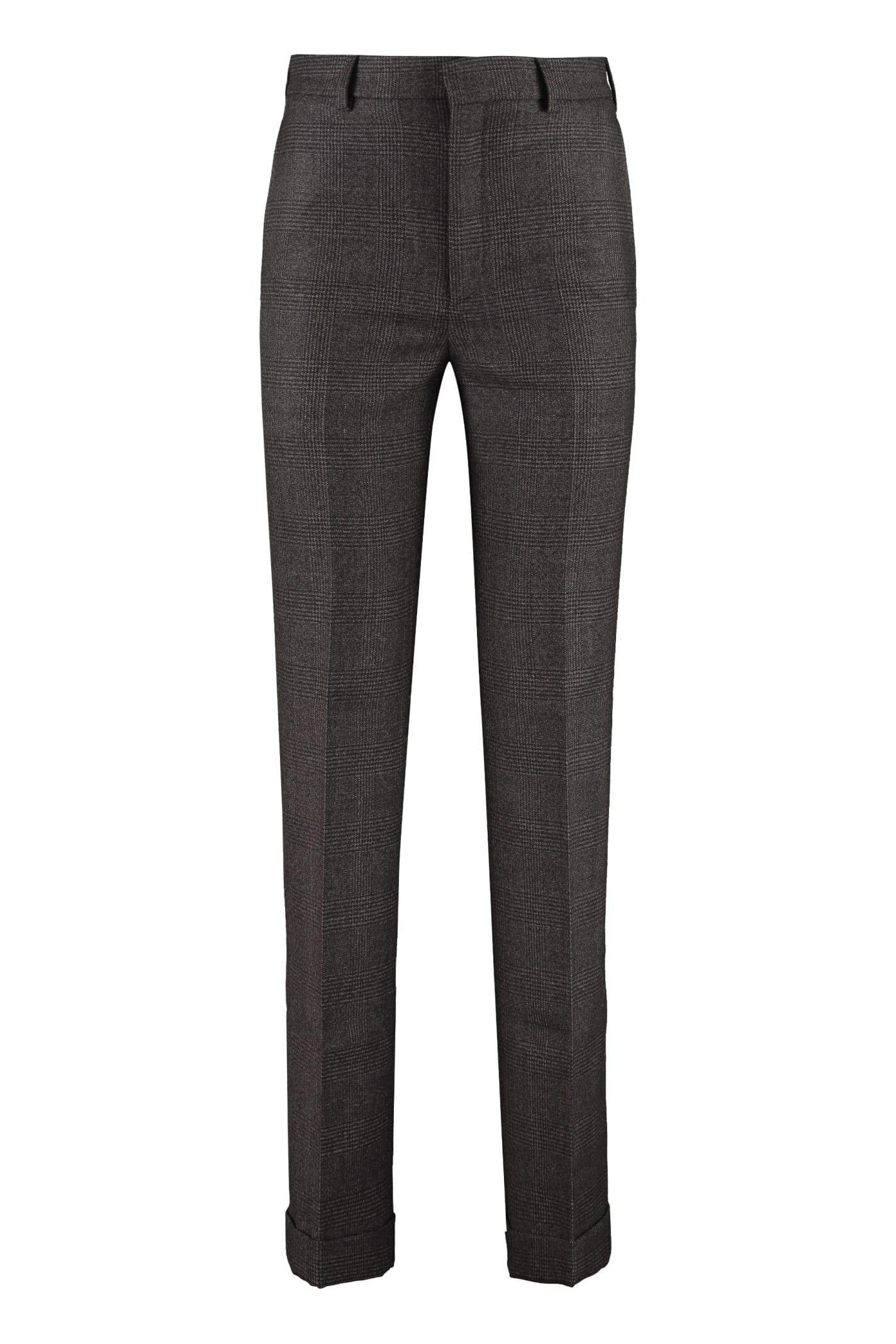 Celine Tailored Wool Trousers