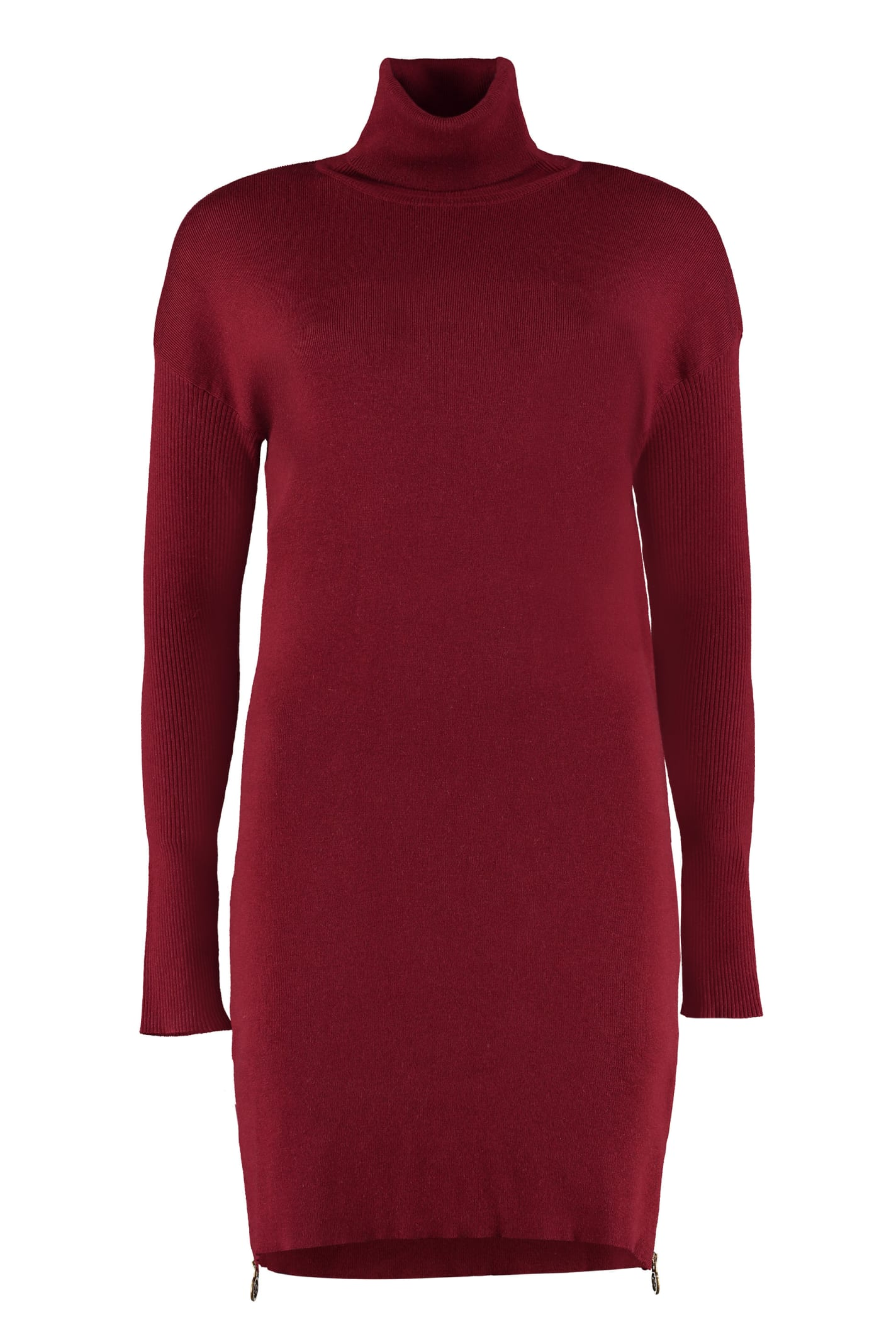 Buy MICHAEL Michael Kors Knitted Turtleneck Dress online, shop MICHAEL Michael Kors with free shipping