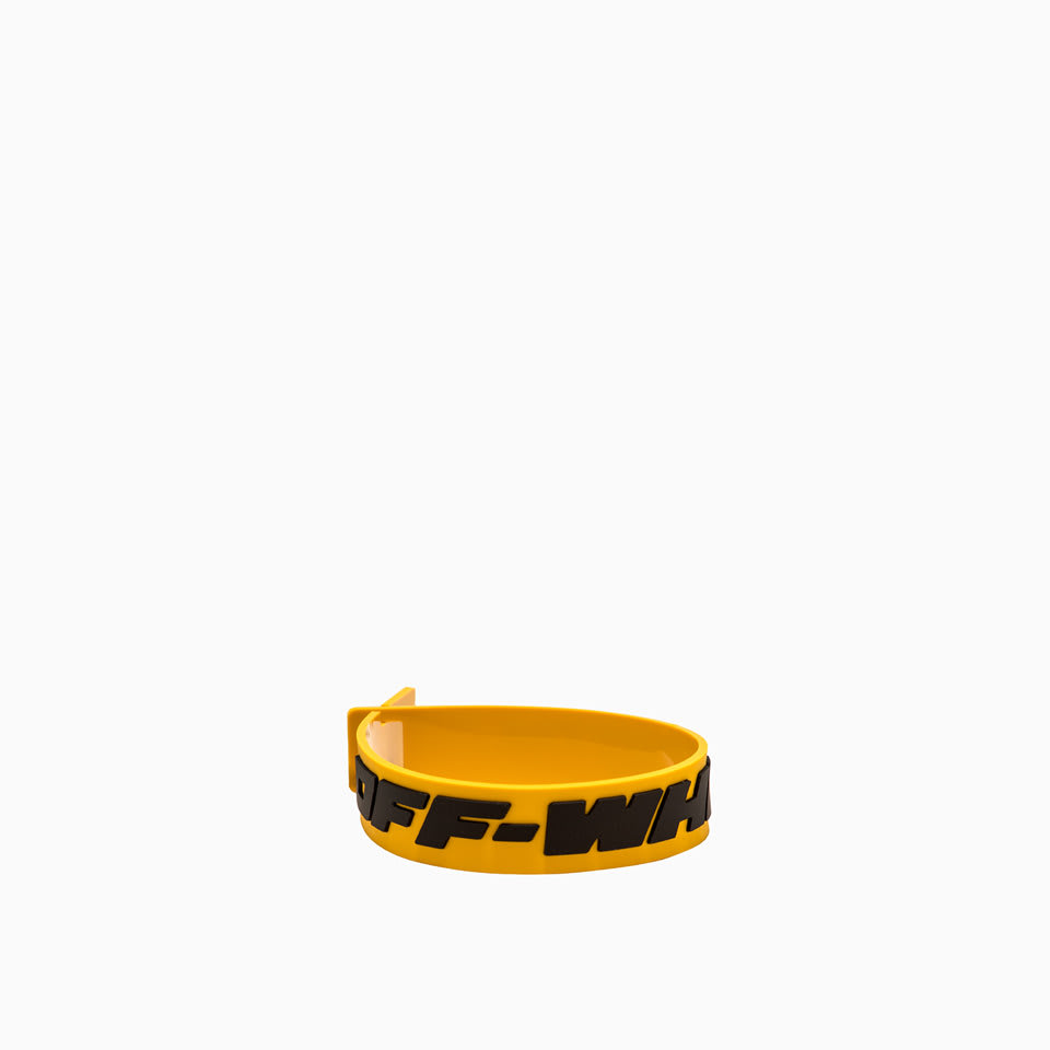 Off-white 2.0 Industrial Thin Bracelet Omoa015e20mat001