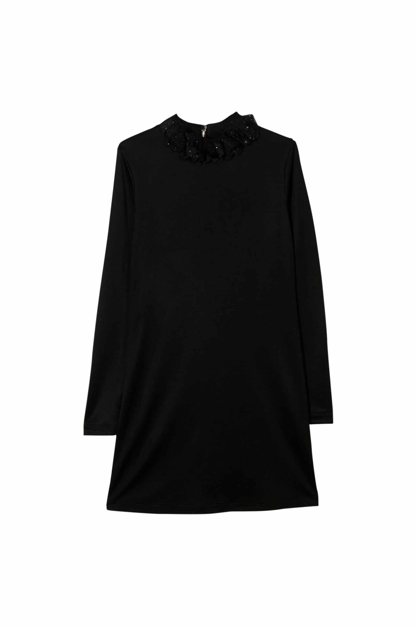 Buy Balmain Dress With Glazing Neck online, shop Balmain with free shipping