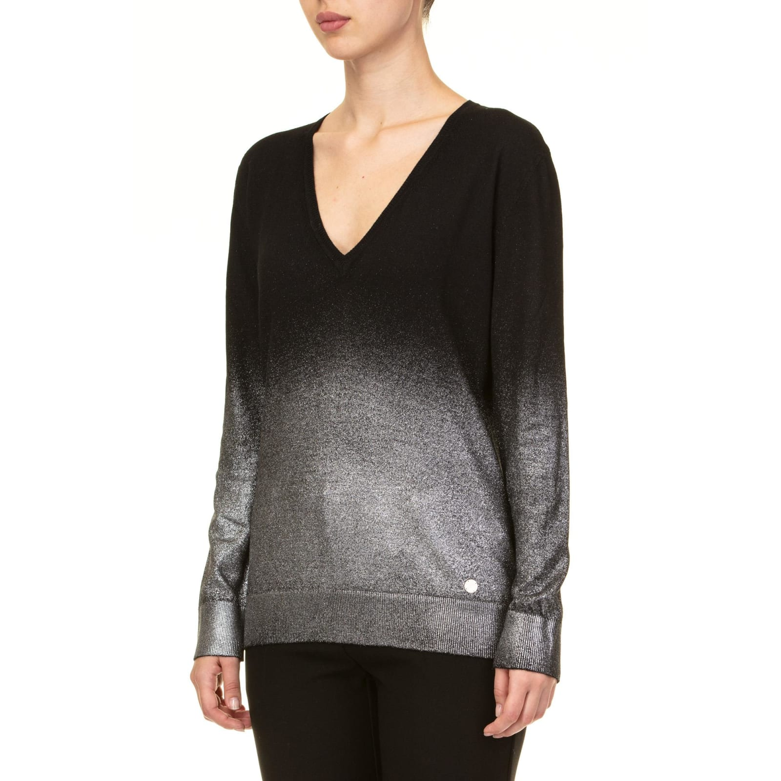2f2a826344 Versace Collection Viscose Blend Sweater