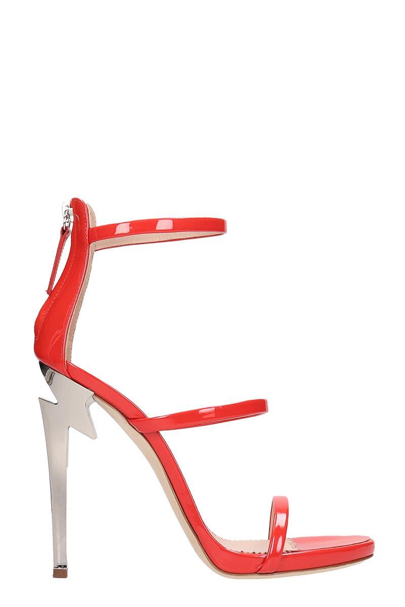 Giuseppe Zanotti Sandals Giuseppe Zanotti Harmony G Heel Sandals
