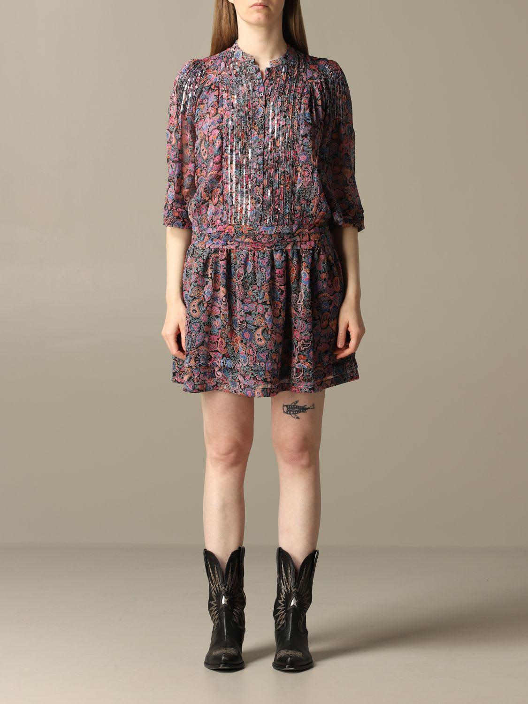 Buy Zadig & Voltaire Dress Dress Women Zadig & Voltaire online, shop Zadig & Voltaire with free shipping