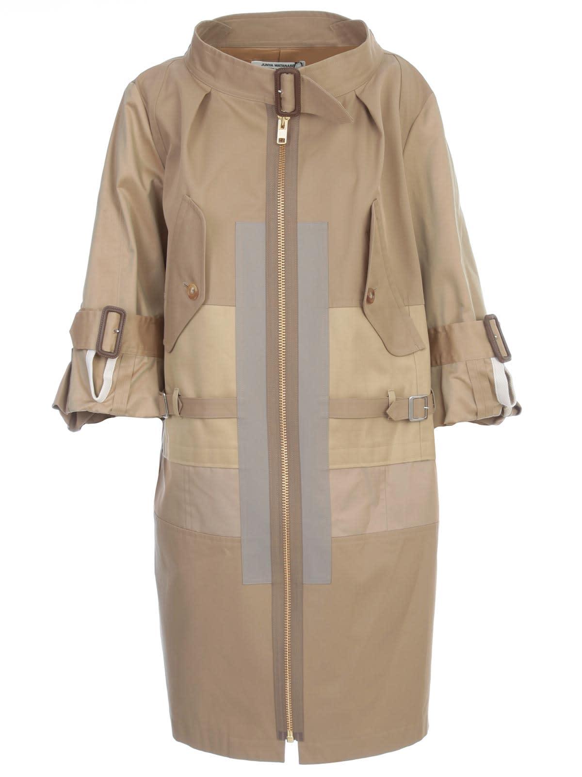 Cotton Oversize Overcoat