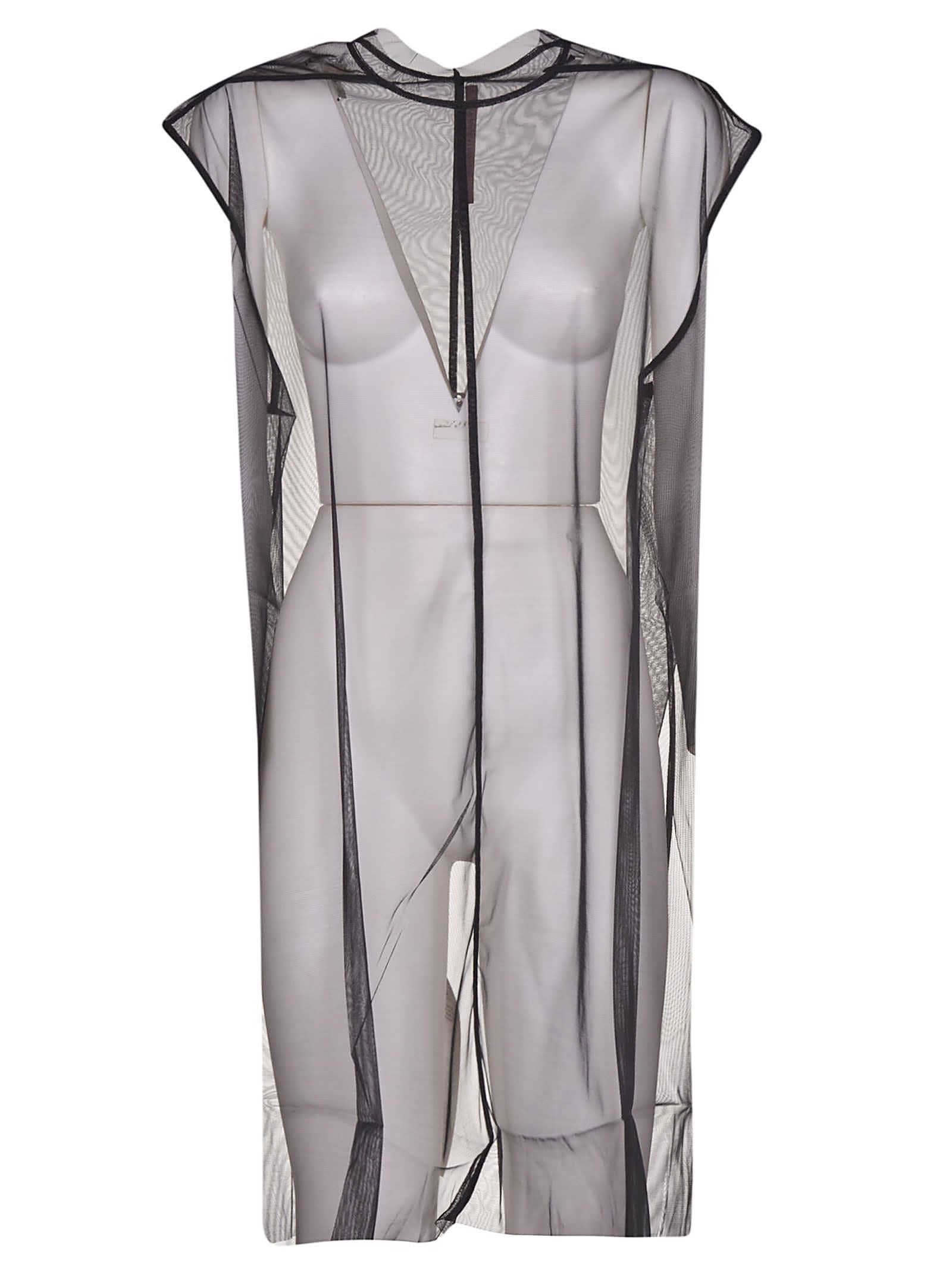 Rick Owens Lilies Babel Dress