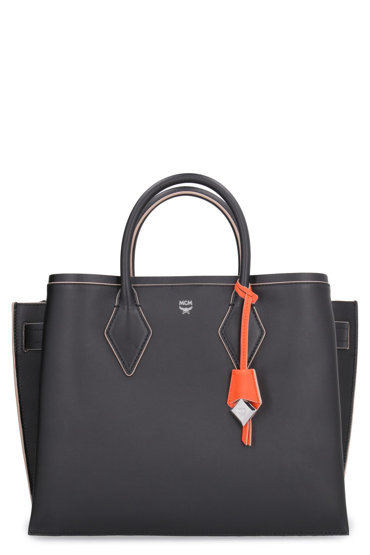 MCM Neo Milla Leather Tote