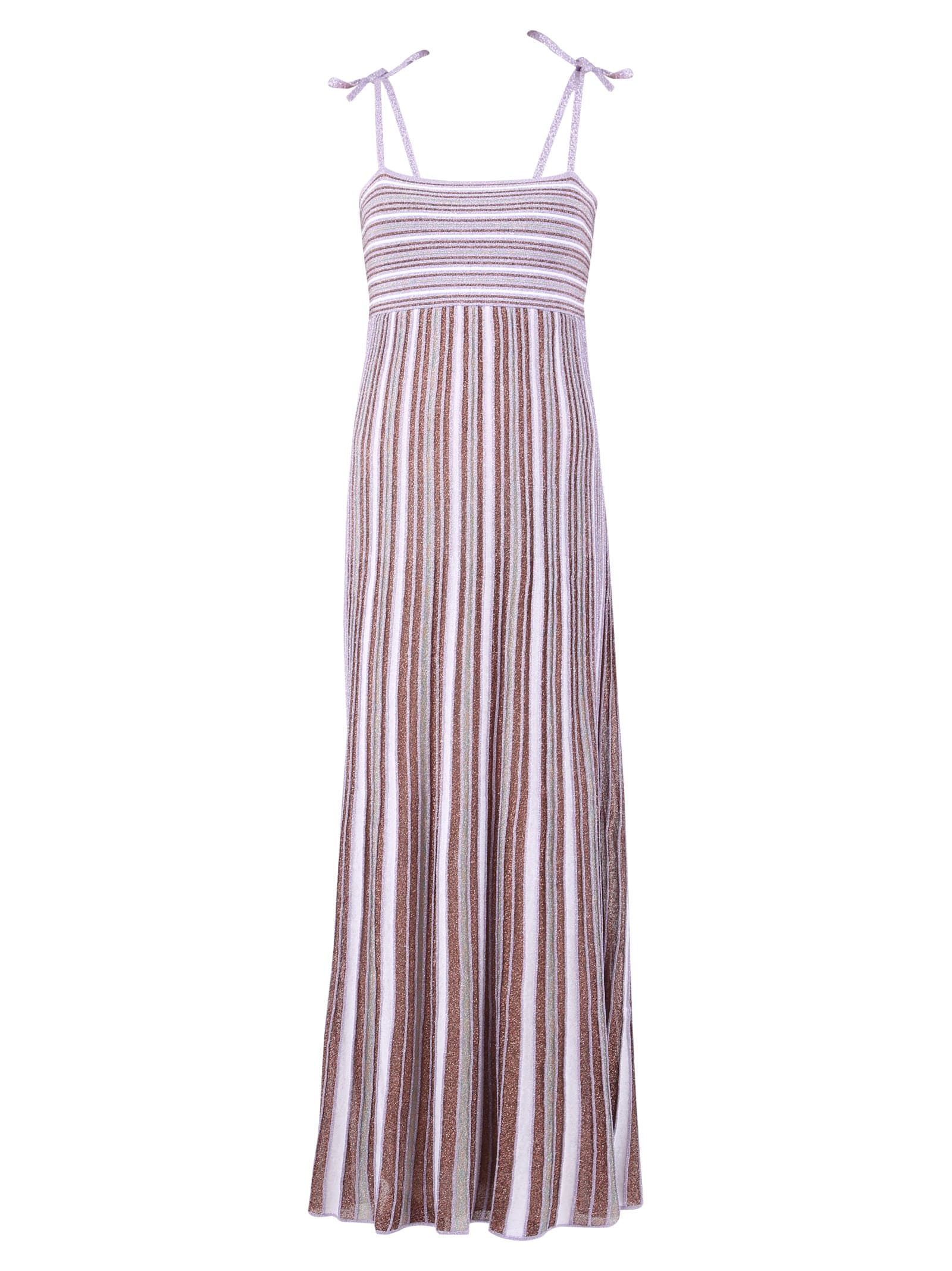 Buy Missoni Striped Dress online, shop Missoni with free shipping