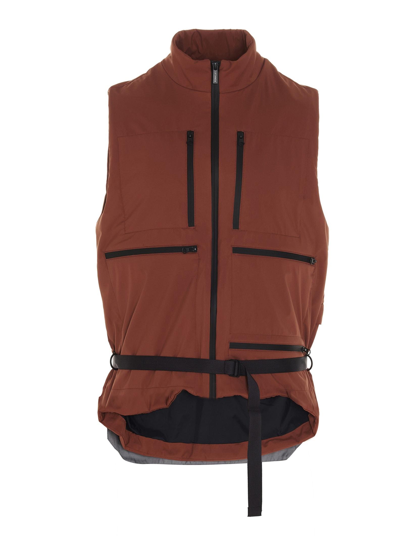 packable Vest
