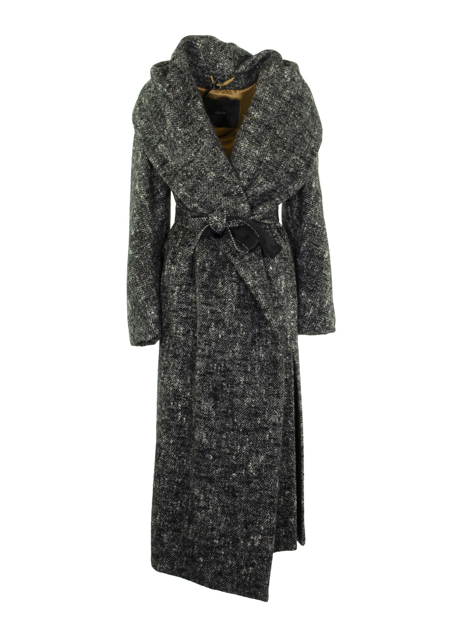 Max Mara Grey Coat