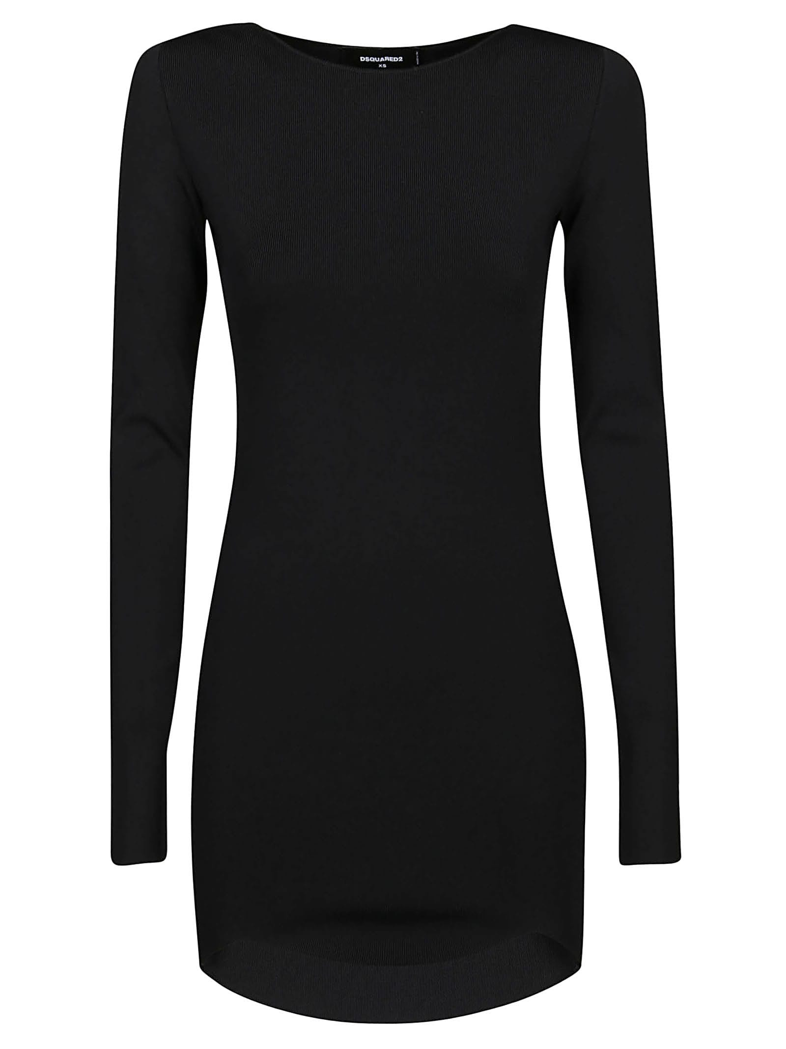 Buy Dsquared2 Bodycon Mini Dress online, shop Dsquared2 with free shipping