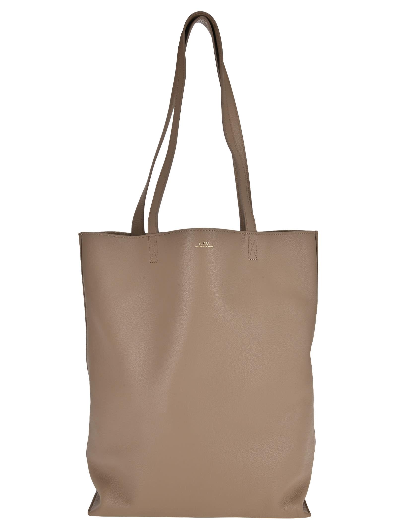 A.P.C. A.P.C. MAIKO SHOPPING BAG