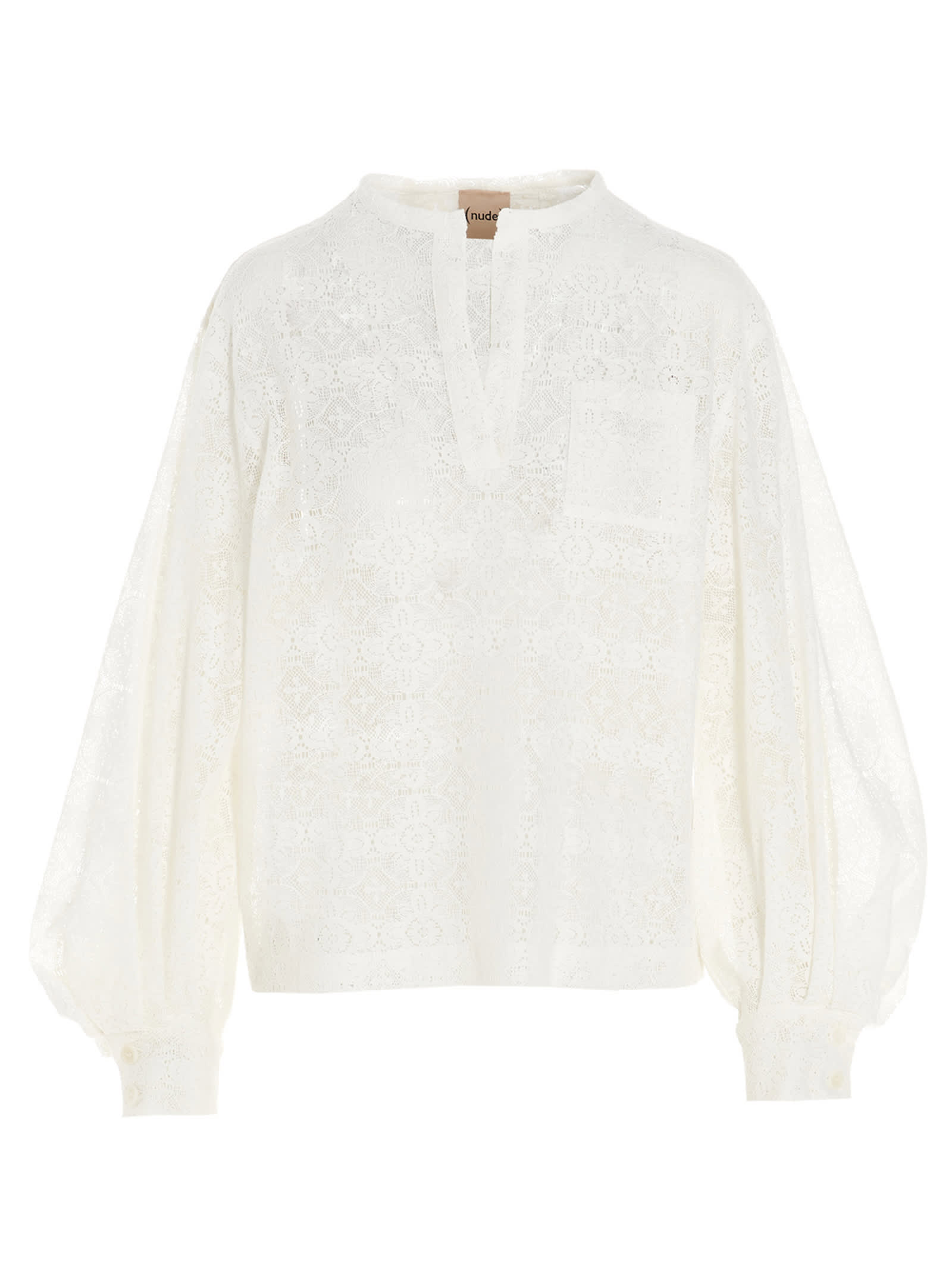 Nude Blouses (NUDE) BLOUSE