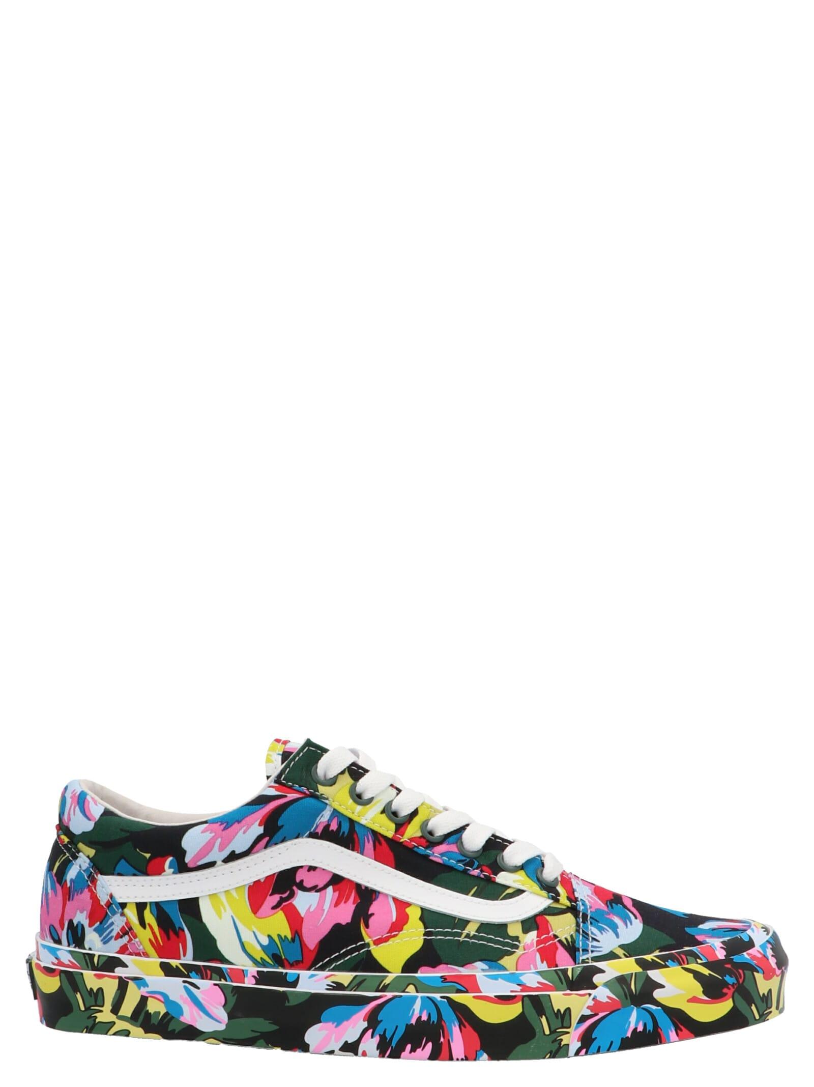 Kenzo old Skool X Vans Shoes