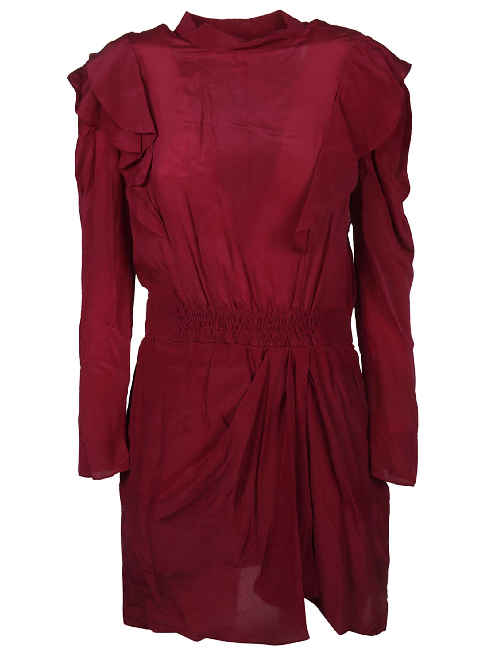 Buy Isabel Marant Yoana Dress online, shop Isabel Marant with free shipping