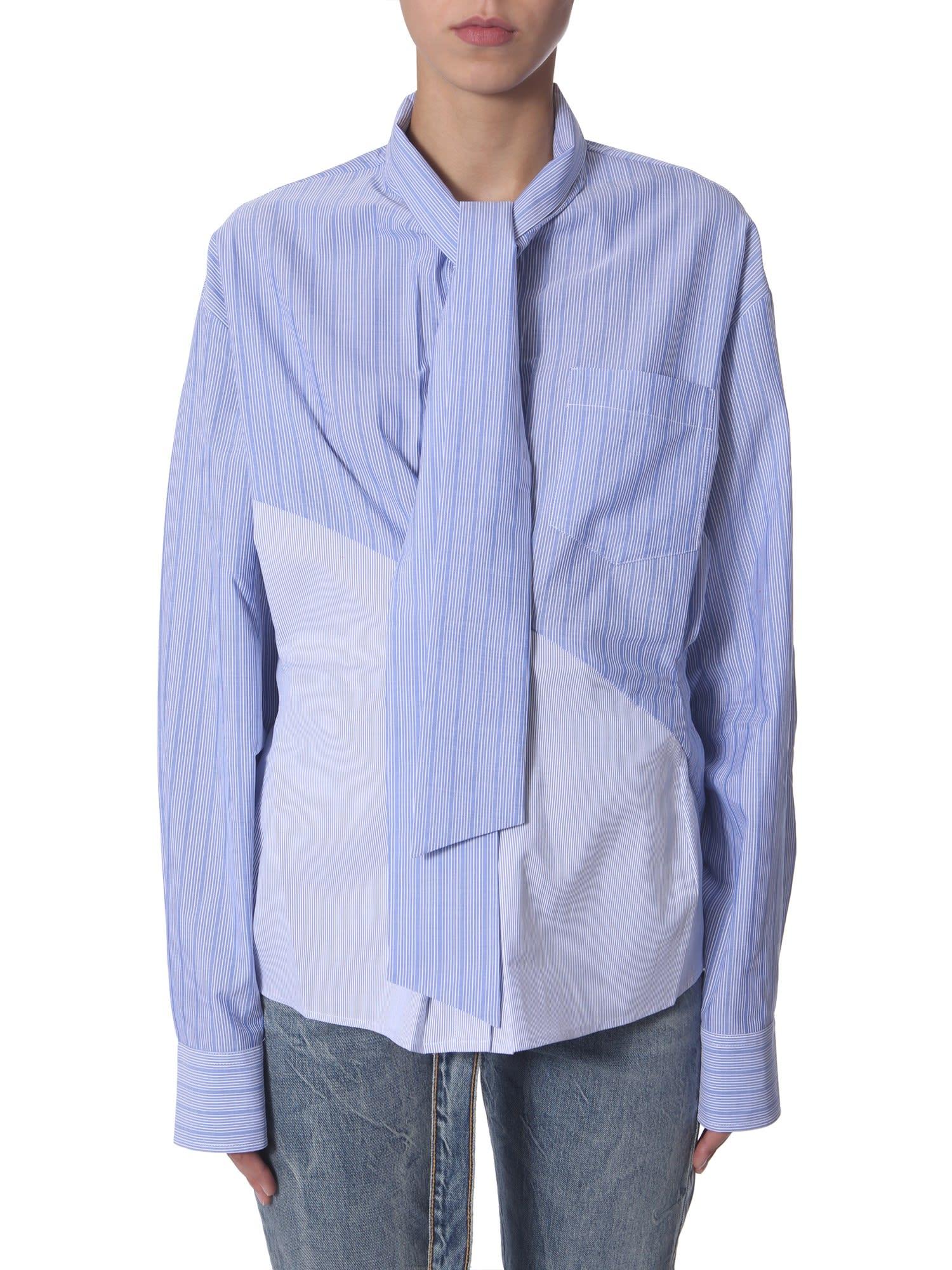 Ben Taverniti Unravel Project Oversize Fit Shirt