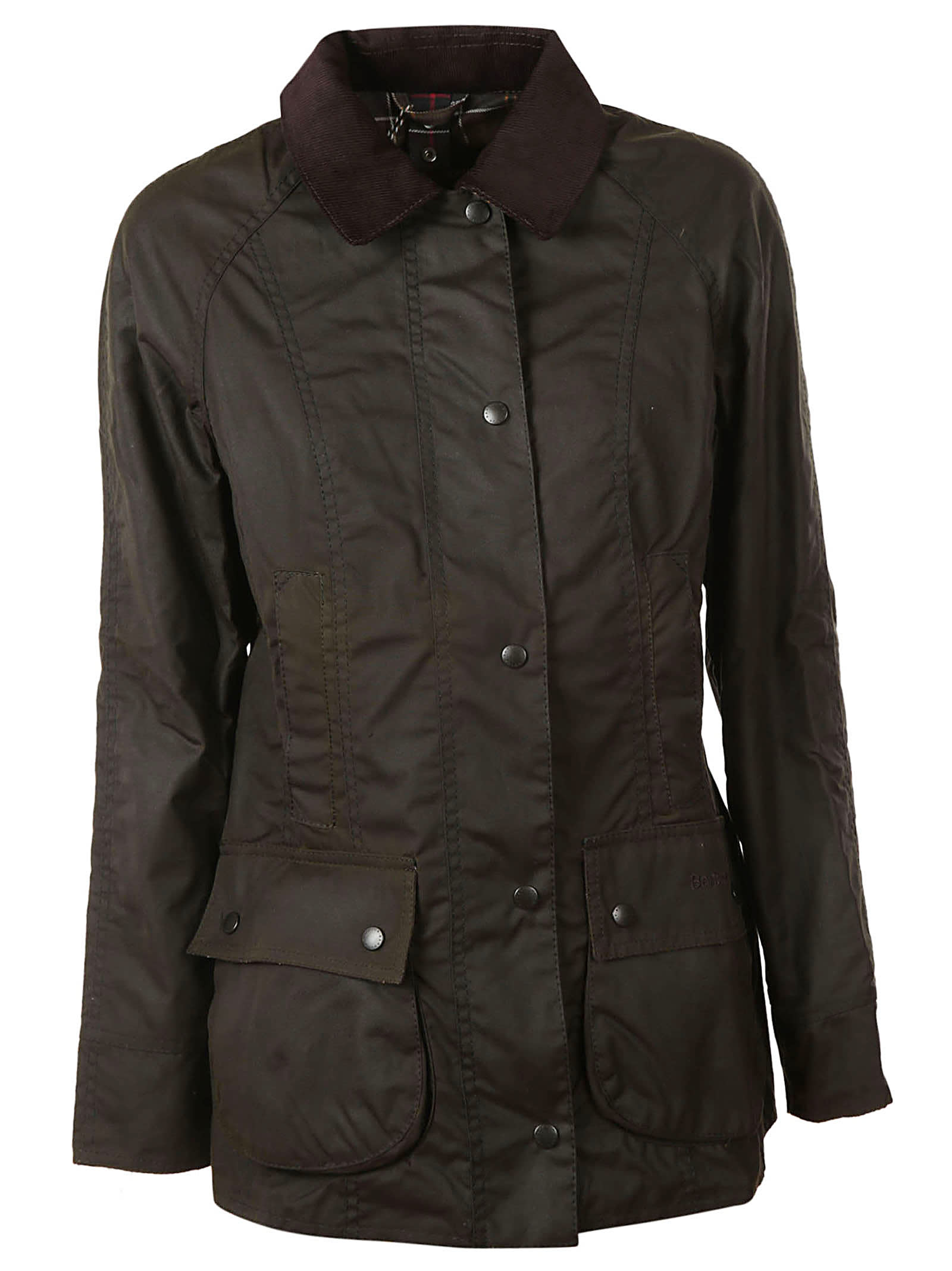Photo of  Barbour Buttoned Jacket- shop Barbour jackets online sales